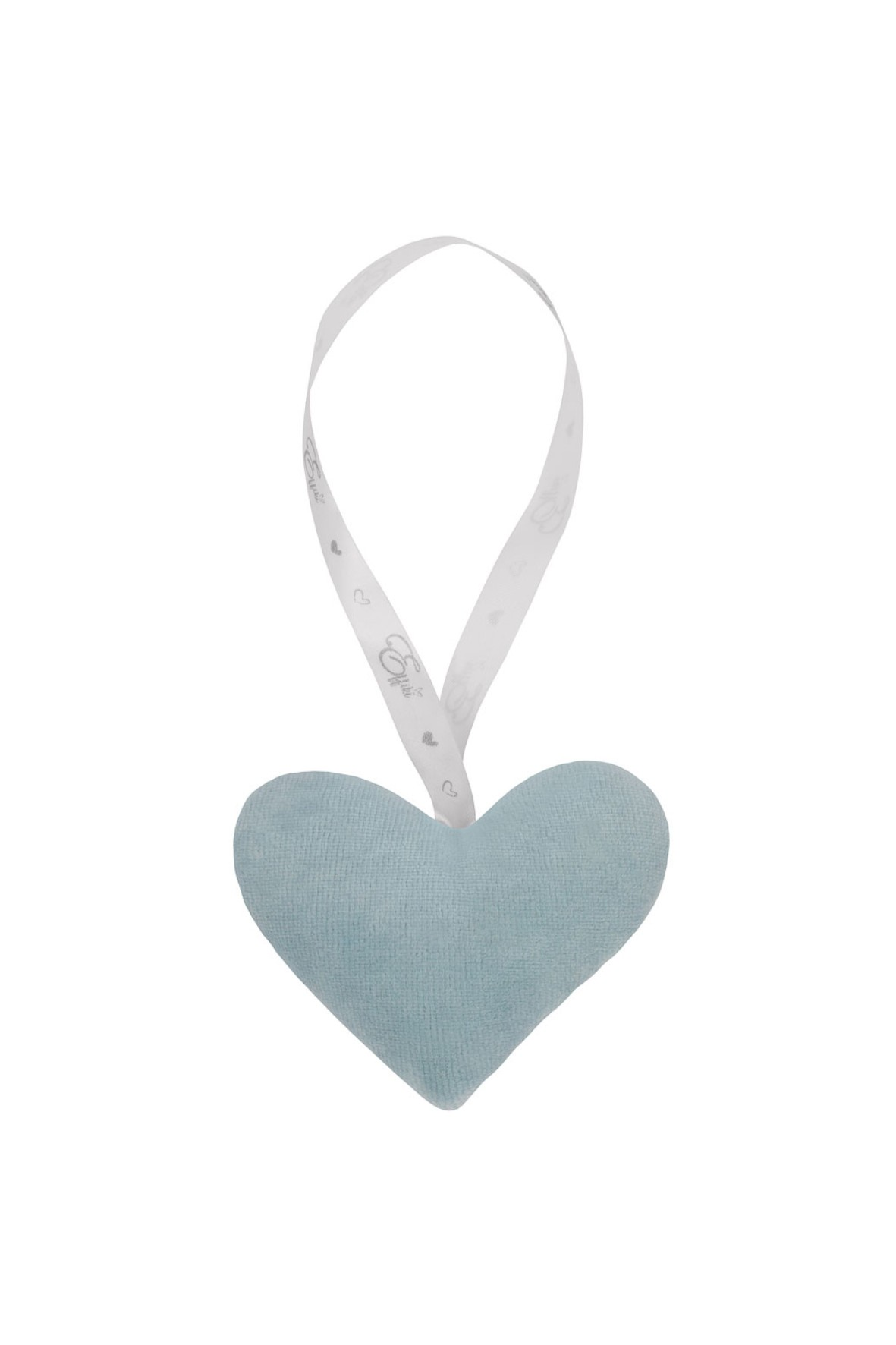 Lawendowe serduszko - Niebieskie