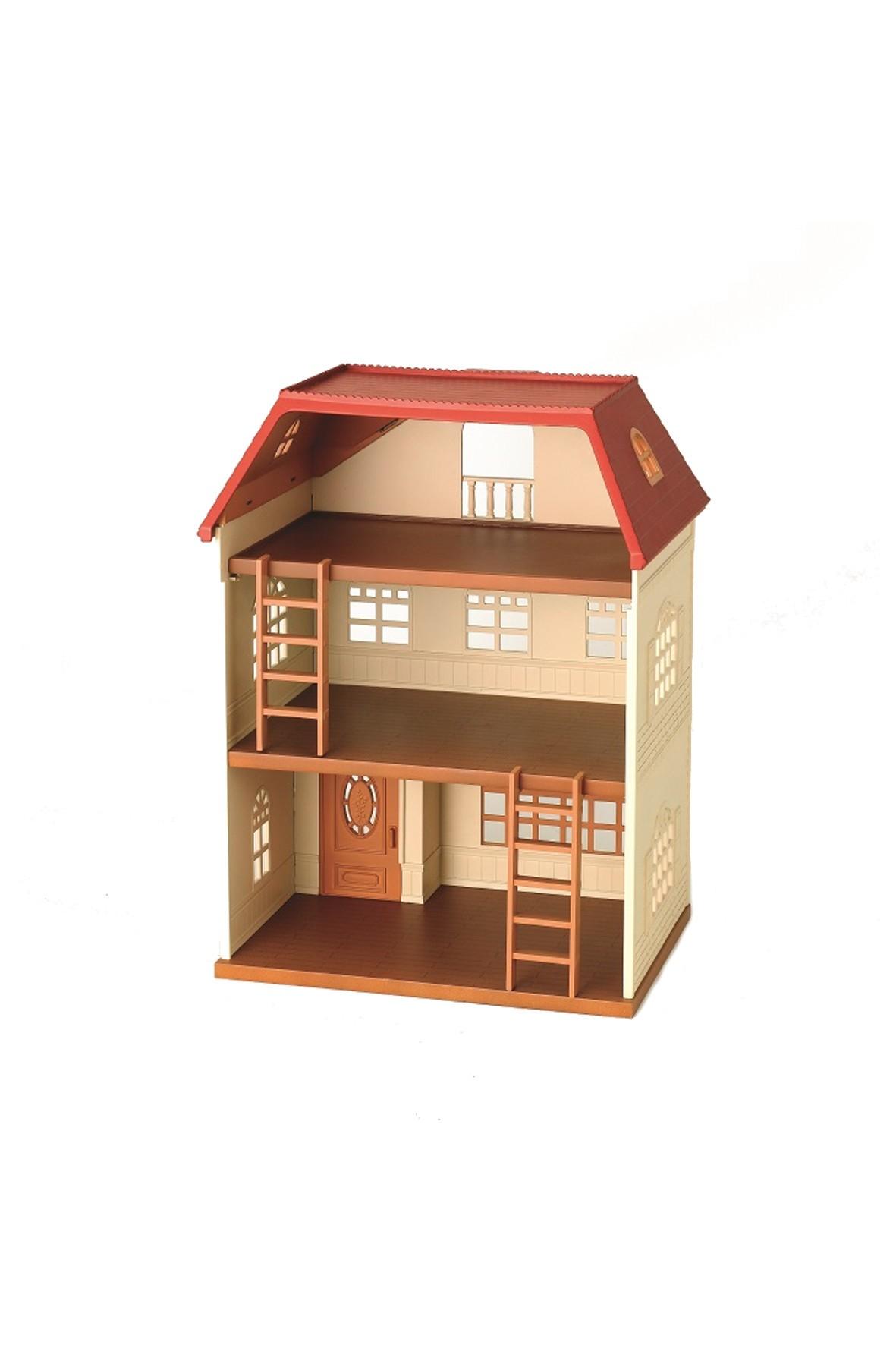 Sylvanian Families 3-piętrowy dom dla lalek