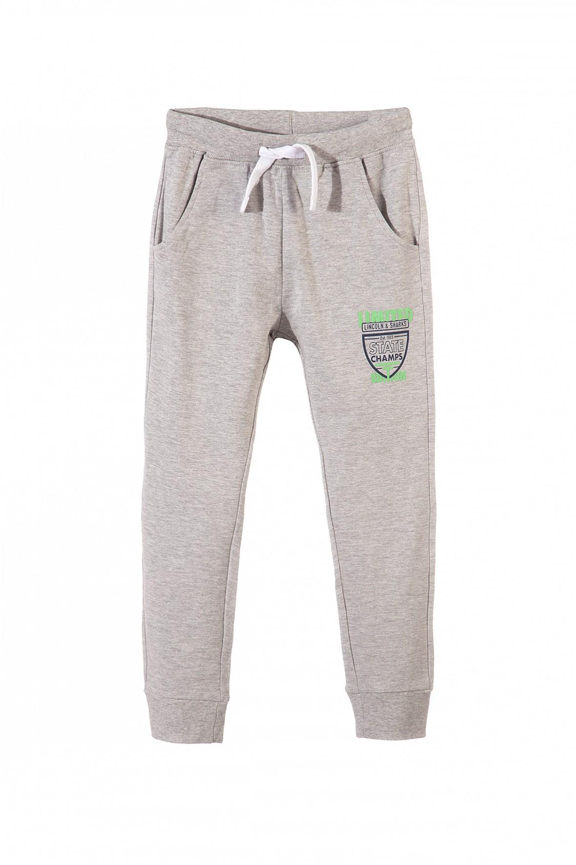 Spodnie dresowe chłopięce 2M3407