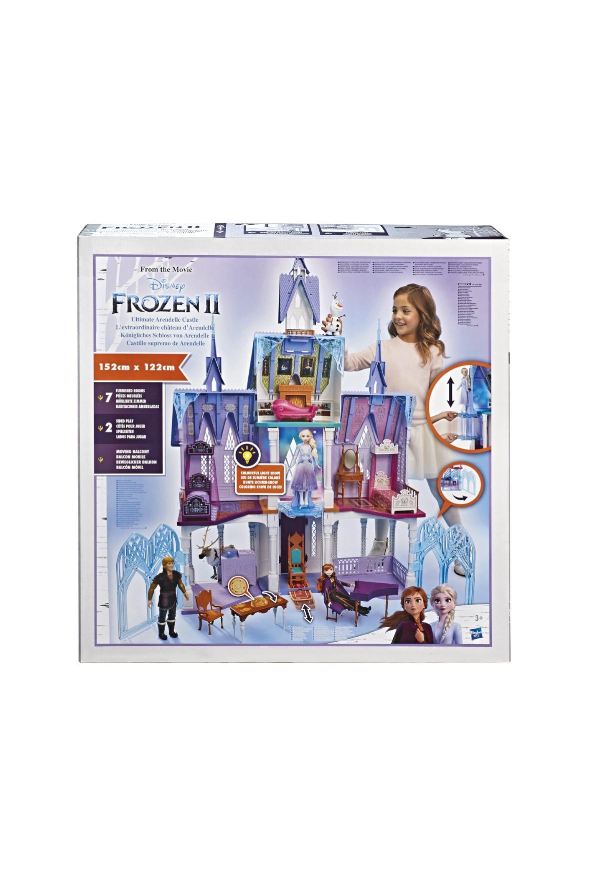 Domek dla lalek Frozen 2 - Zamek Arendelle wiek 3+