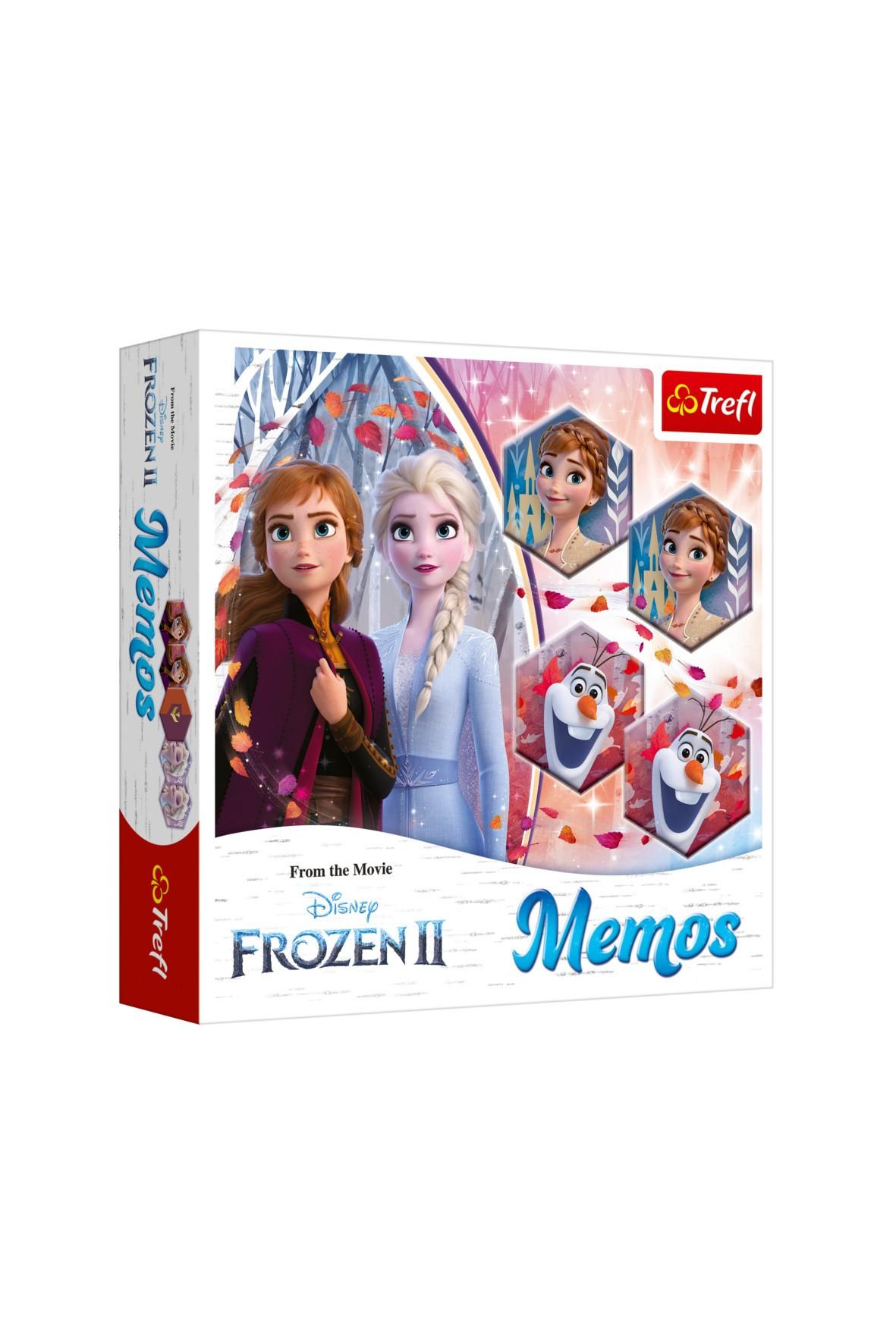Gra Memos Frozen- 3+