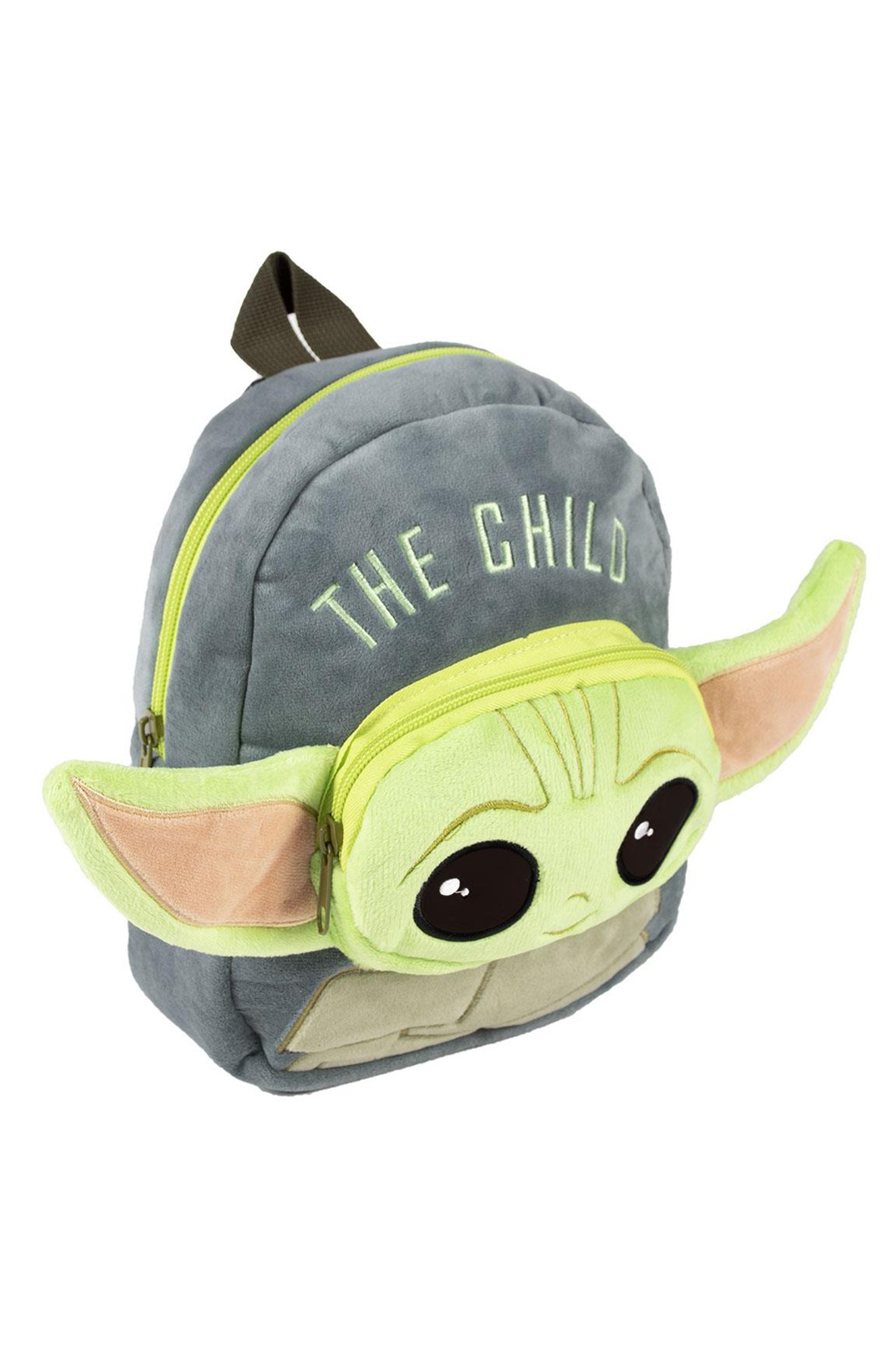 Plecak dla dziecka 3D pluszowy Mandalorian