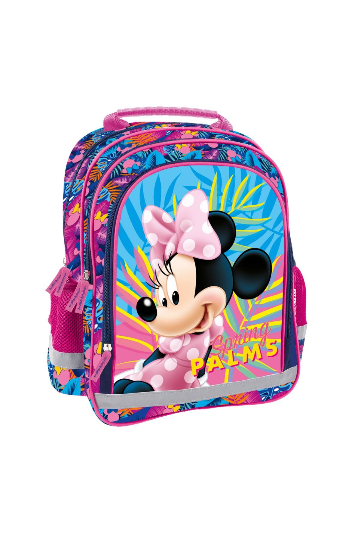 Plecak do szkoły z elementami odblaskowymi Myszka Minnie
