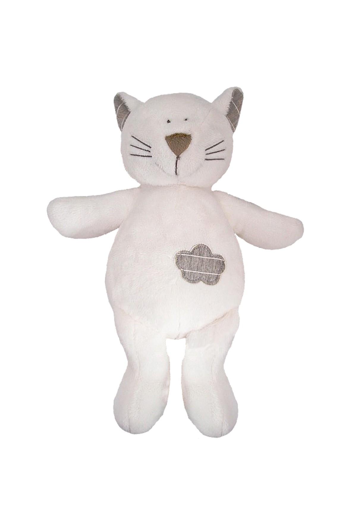 Przytulanka Kot Luciano biały 20cm
