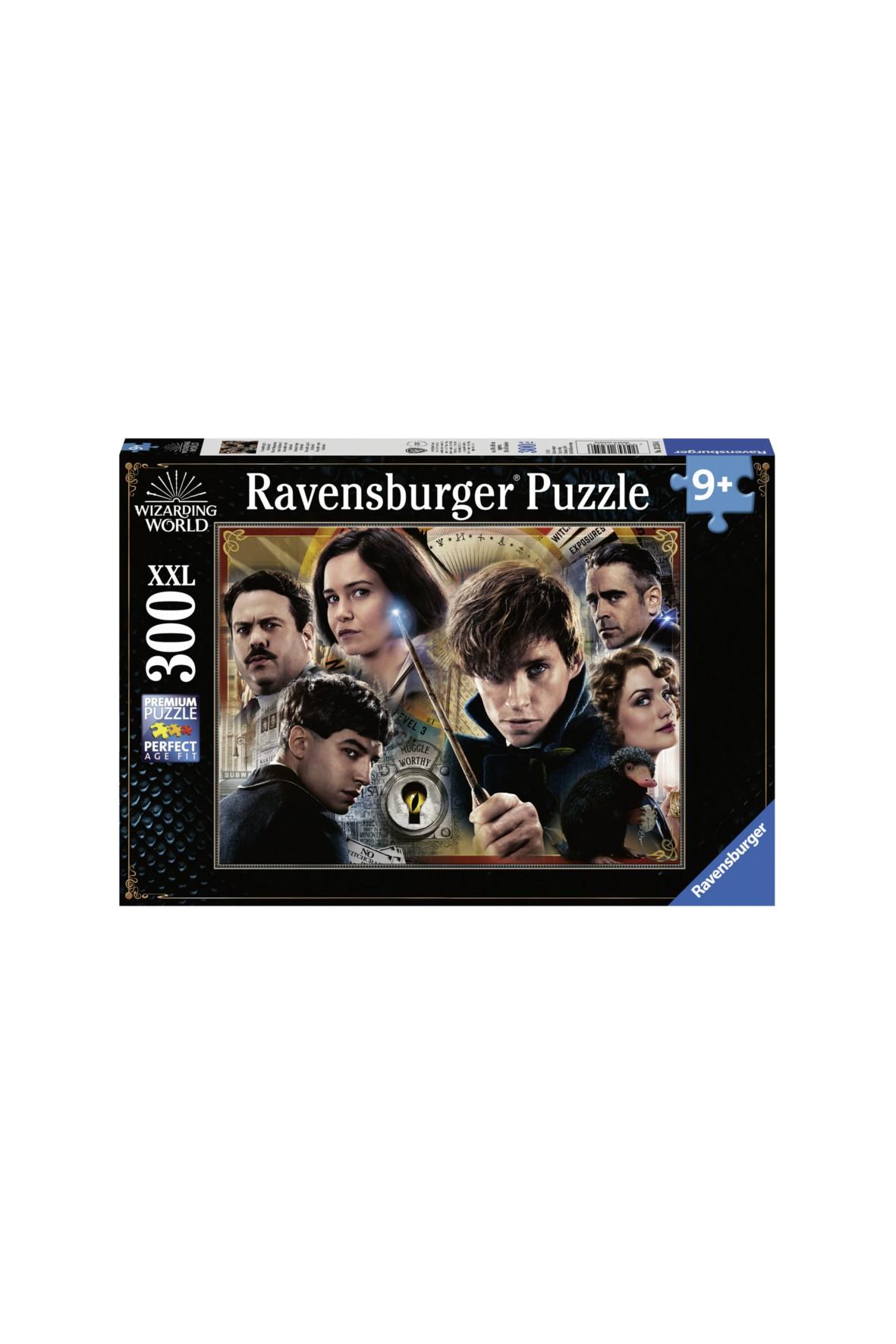 Puzzle Fantastyczne Zwierzęta 300 elementów Ravensburger