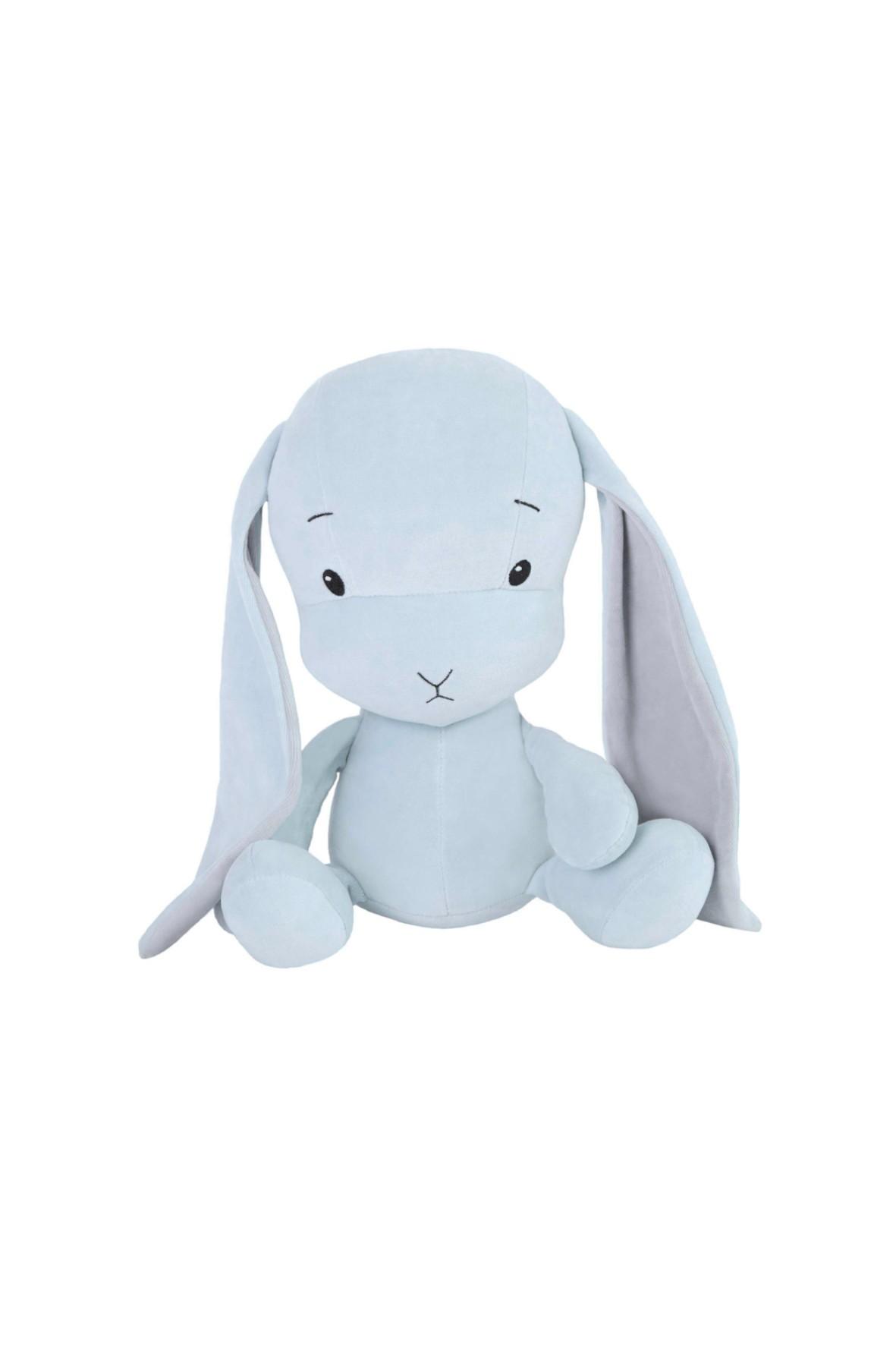 Królik Effik niebieski szare uszy