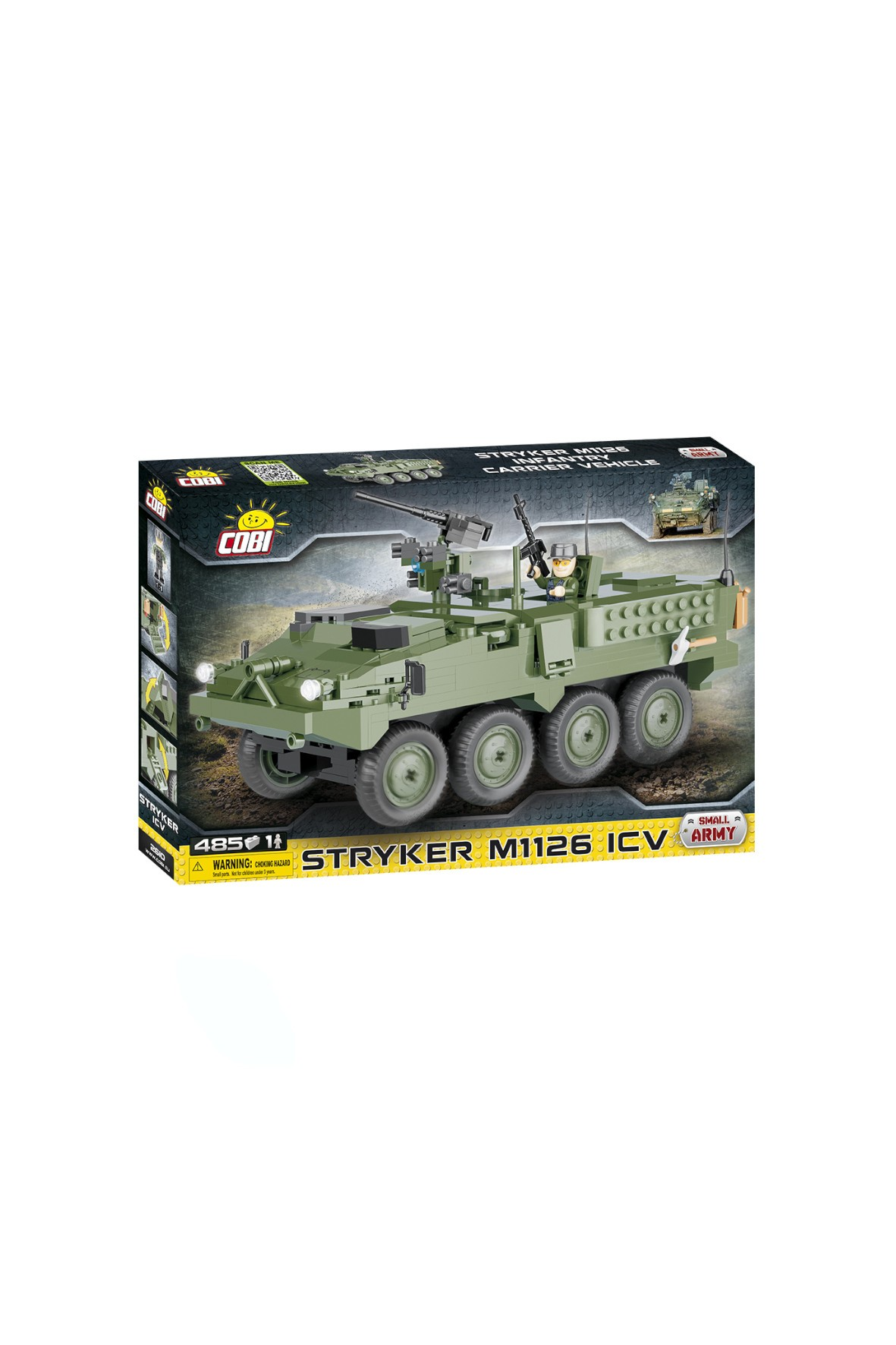 Klocki COBI Small army 2610