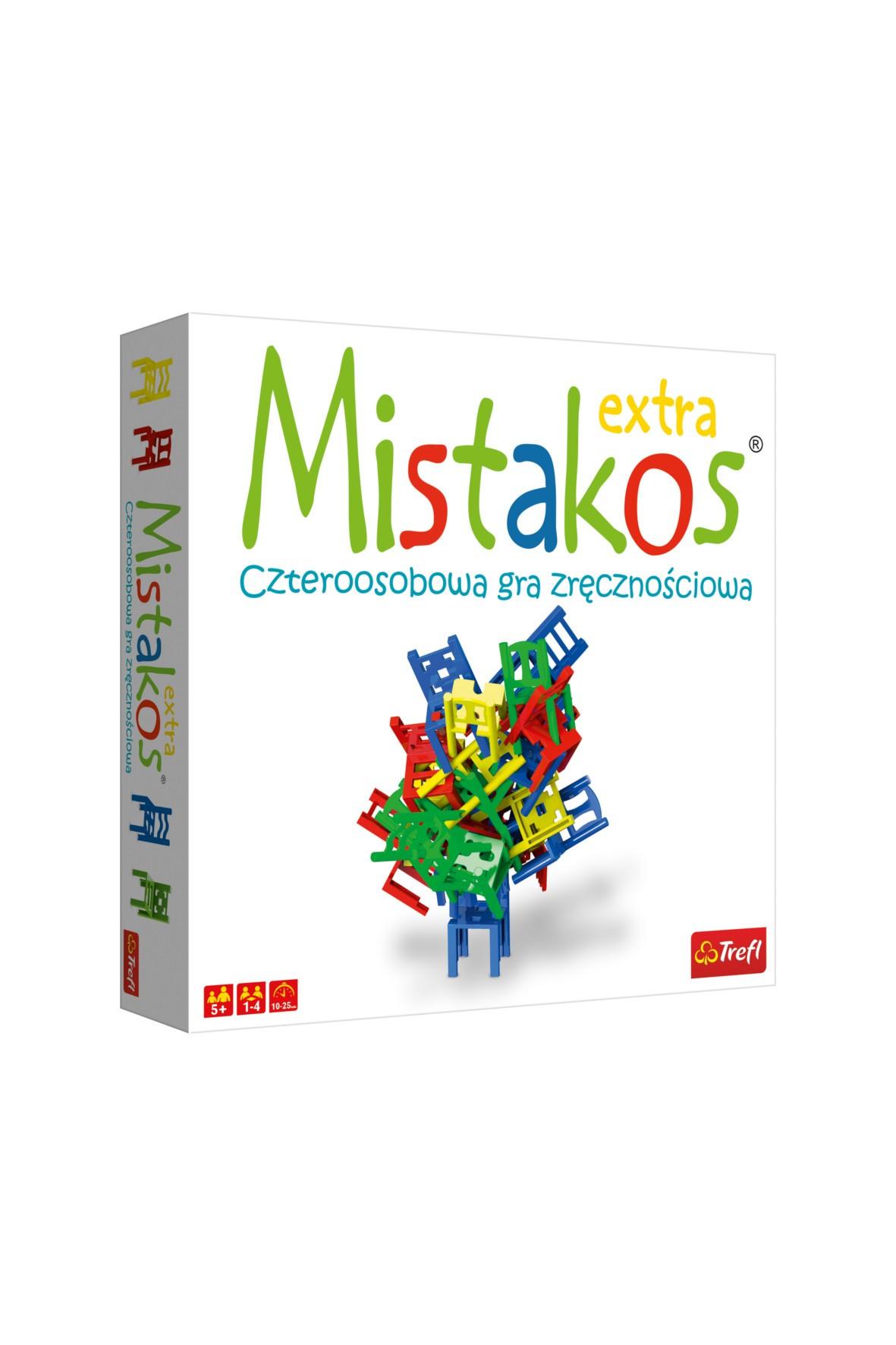 Gra Mistakos - Extra wersja dla 4 graczy