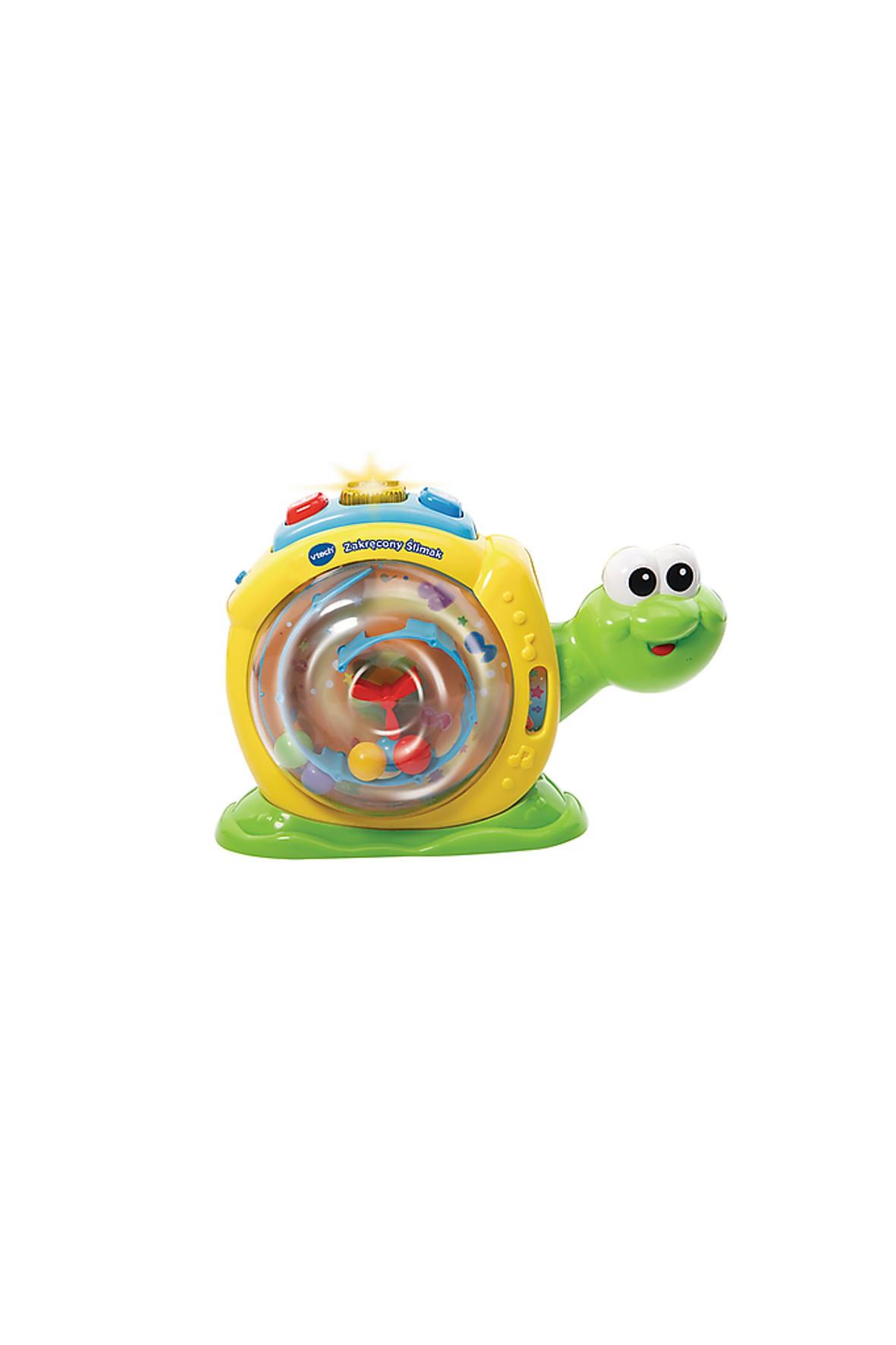 ZakręconyŚlimak-zabawka edukacyjna