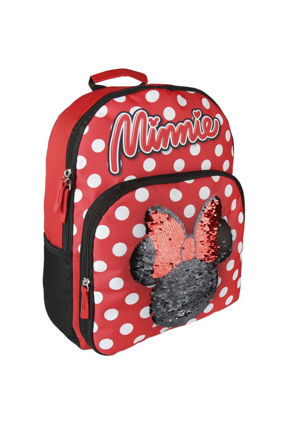 Plecak dziewczęcy Minnie