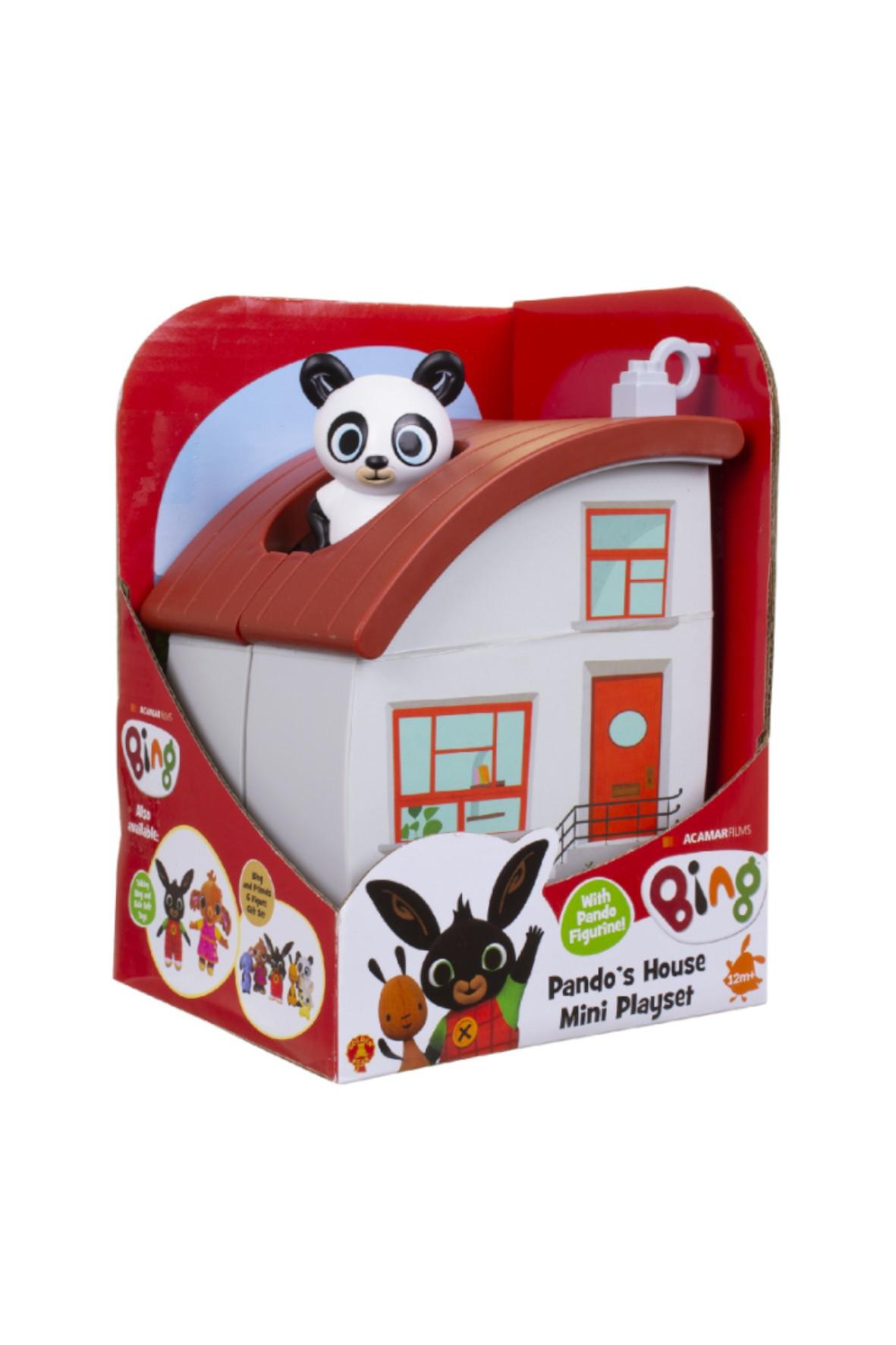 Domek Pando - Króliczek Bing