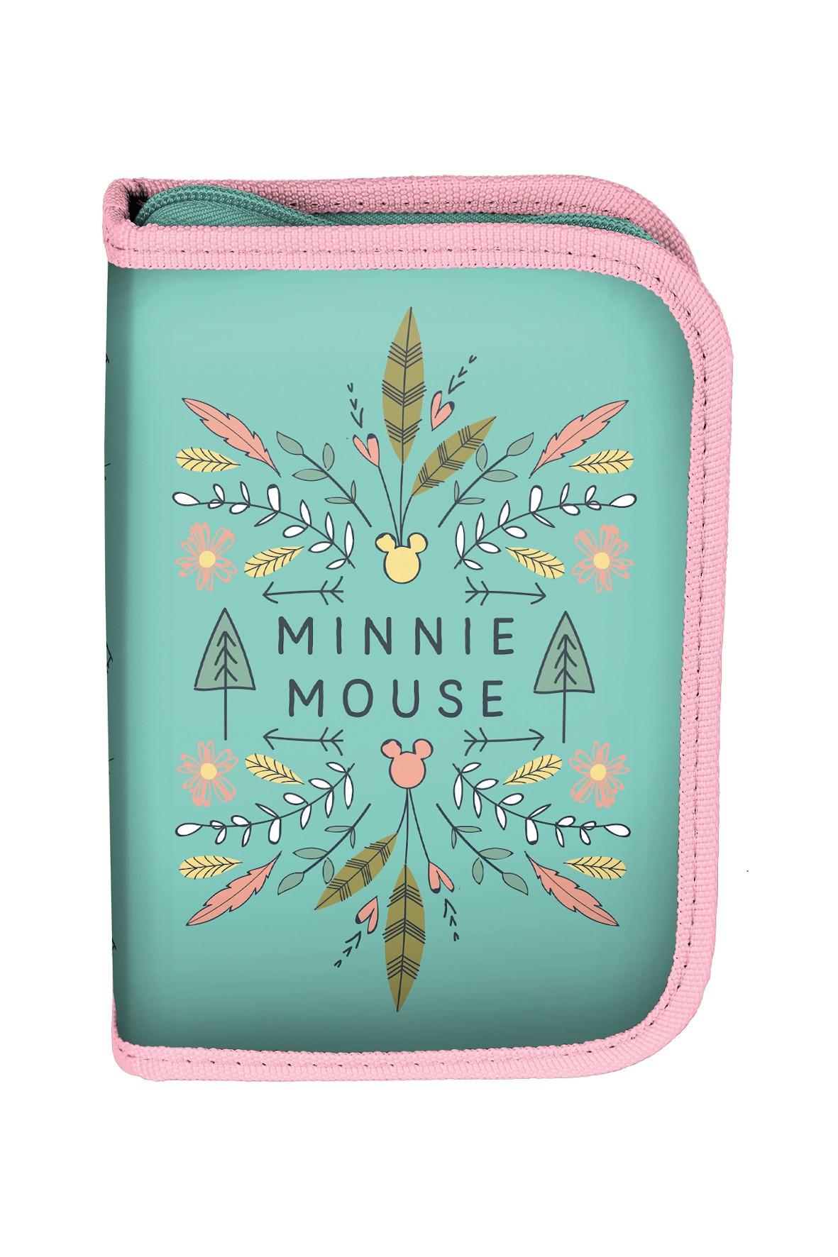 Piórnik z wyposażeniem Myszka Minnie