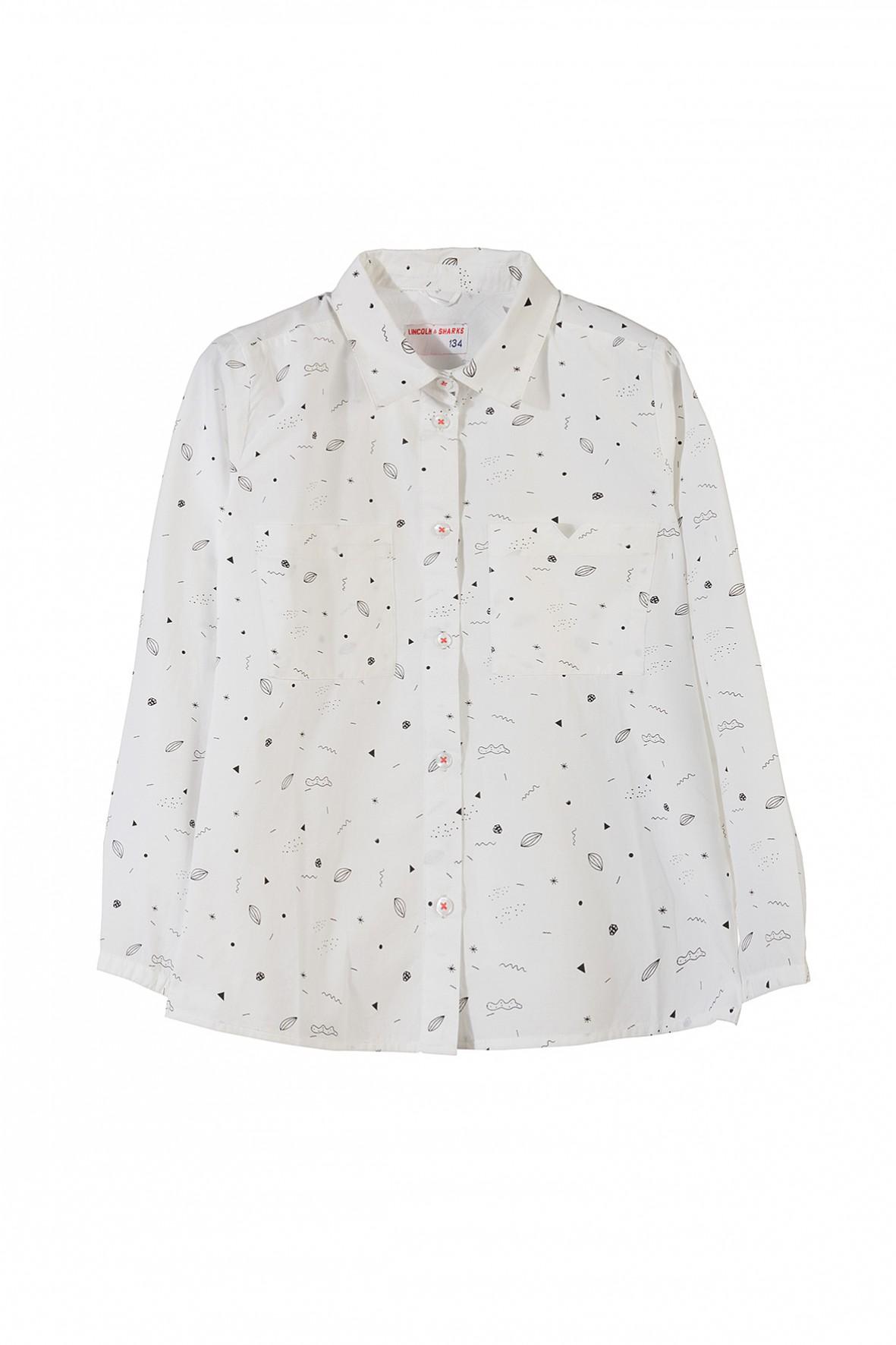 Koszula dziewczęca 4J3201