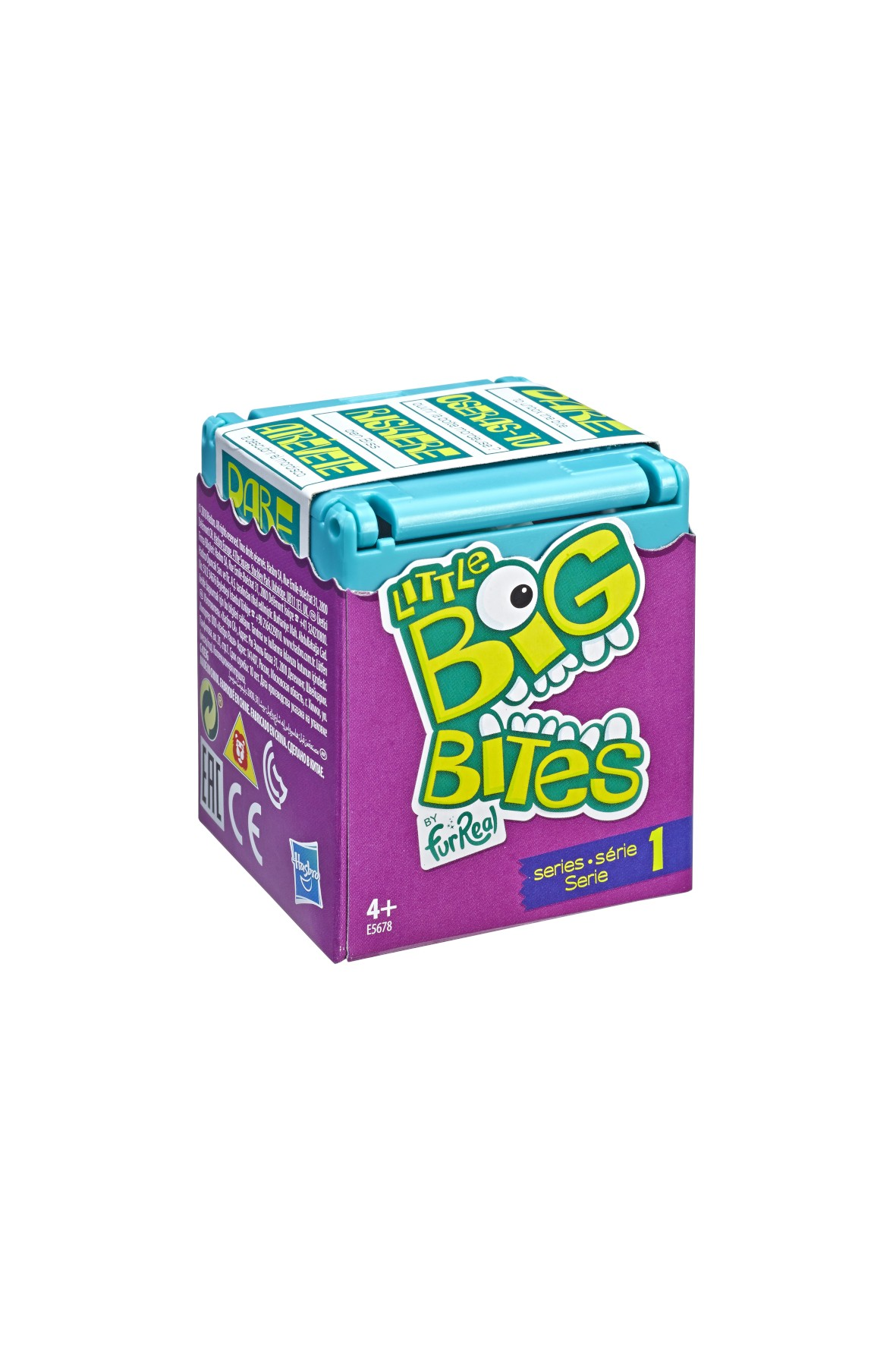 Little Big Bites 4+