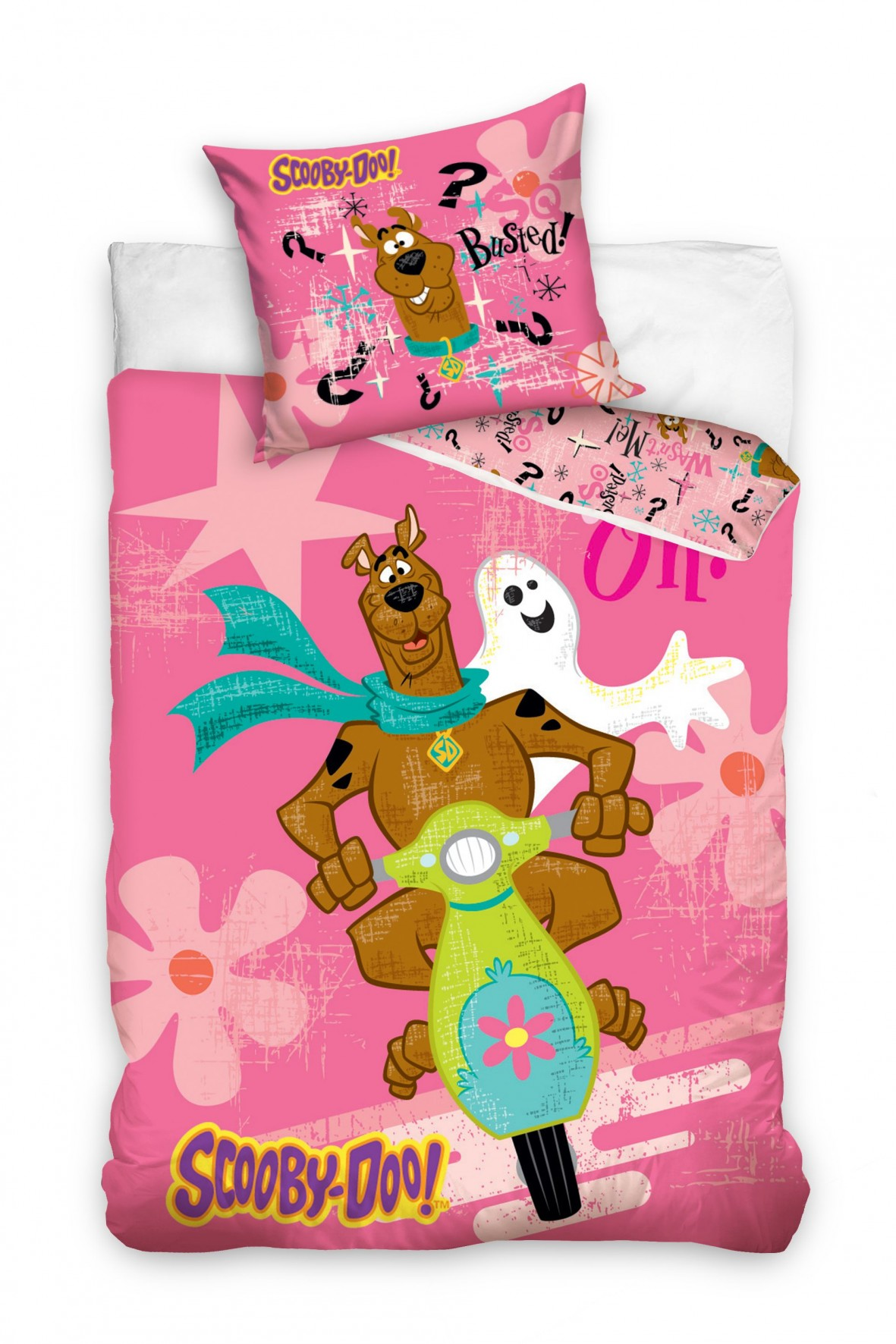 Pościel Scooby Doo 160x200 cm 3Y33IK
