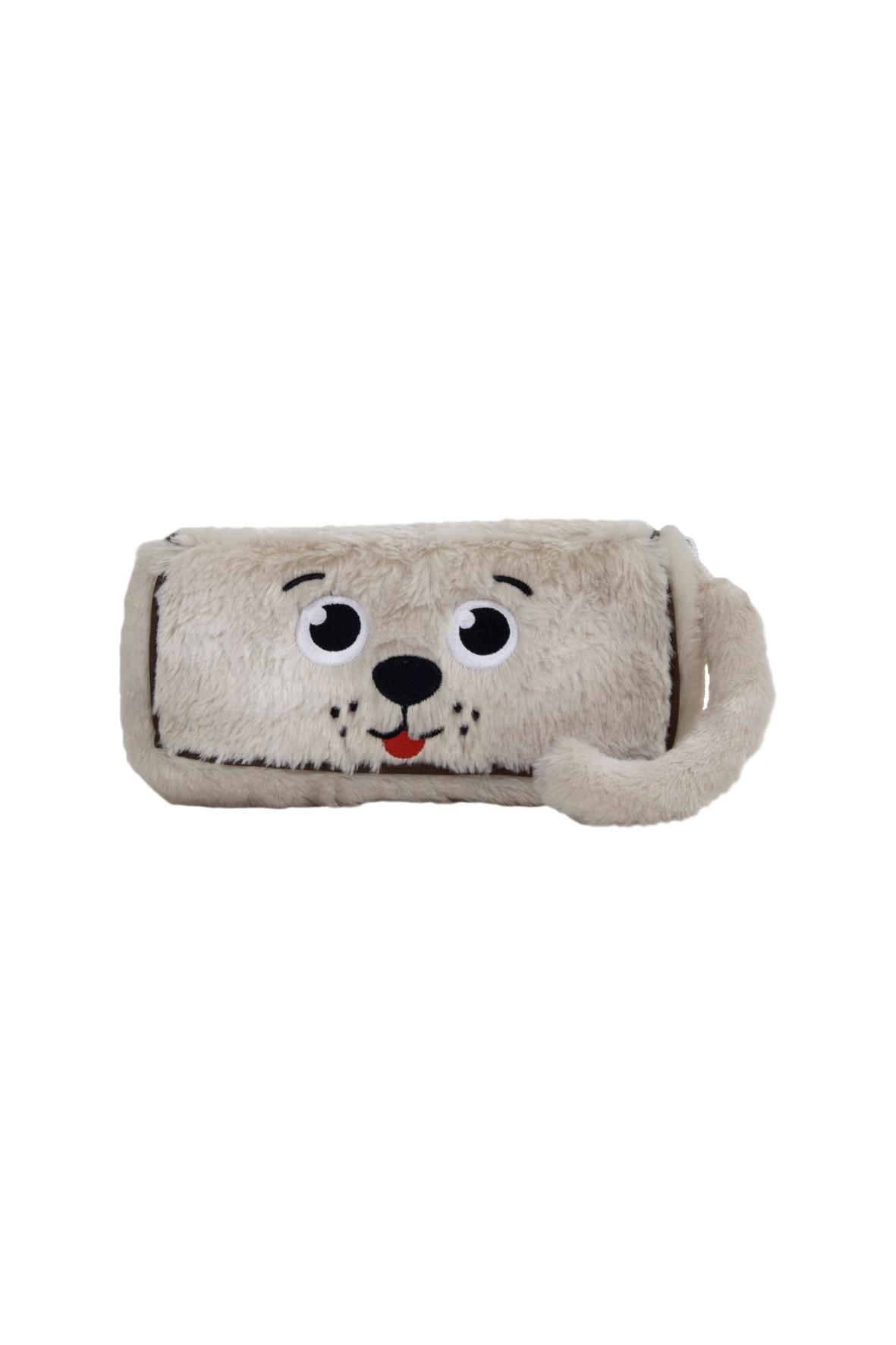 Piórnik-pluszowy pies
