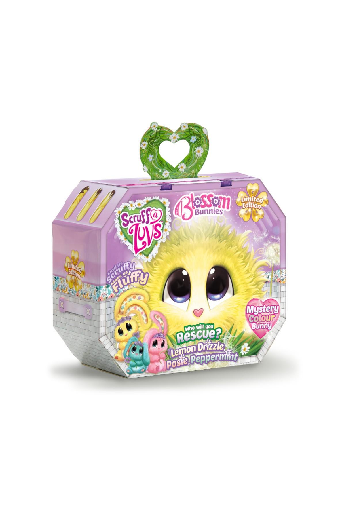 Fur Balls Blossom Bunnies-edycja limitowana