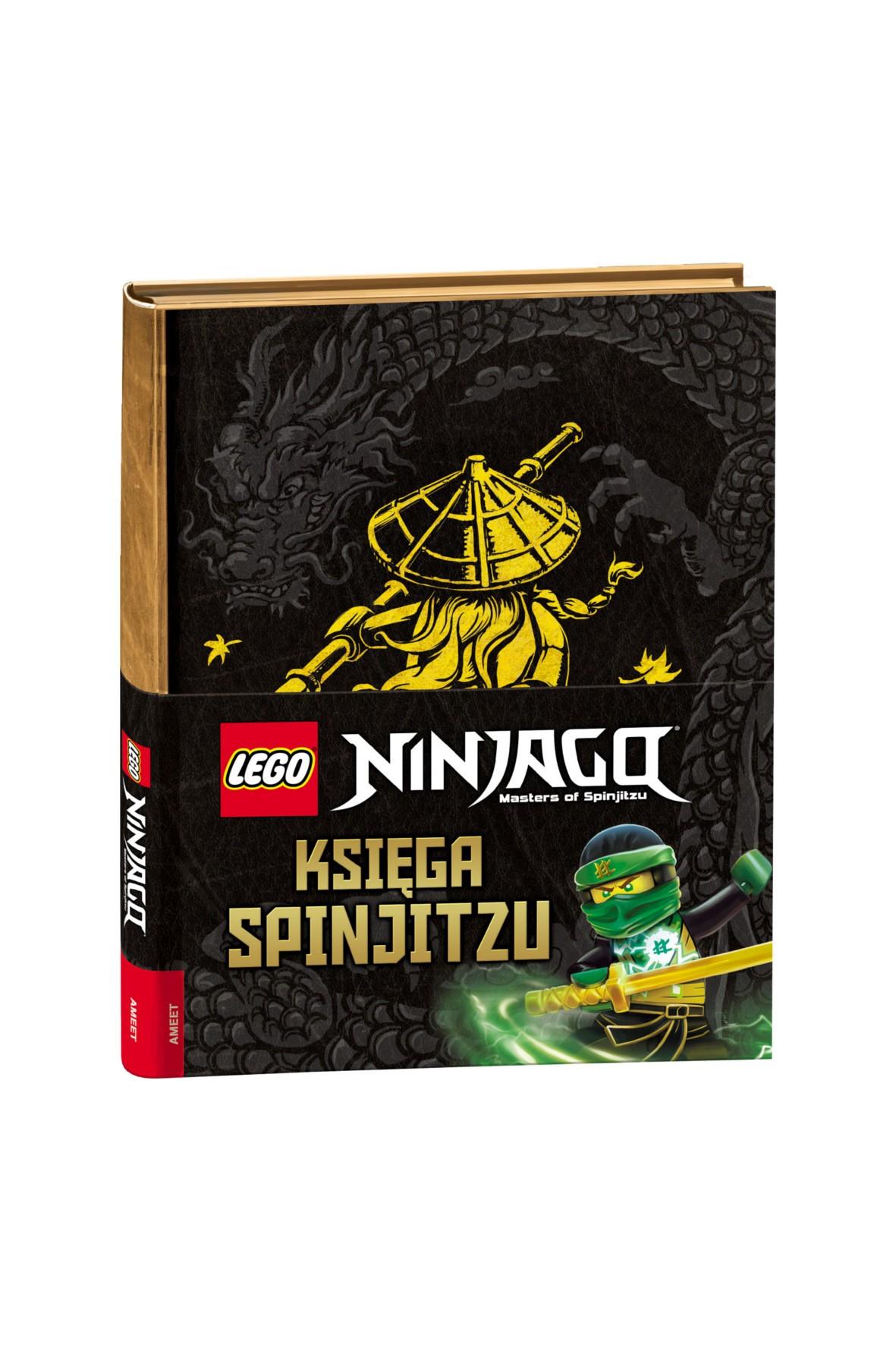 Książka Lego Ninjago. Księga Spinjitzu