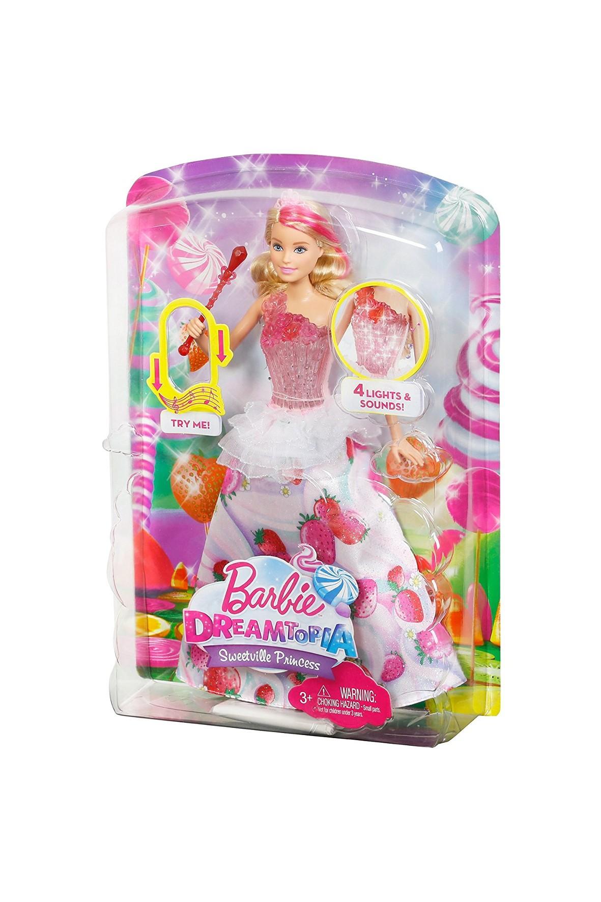 Lalka Barbie Magiczne Melodie