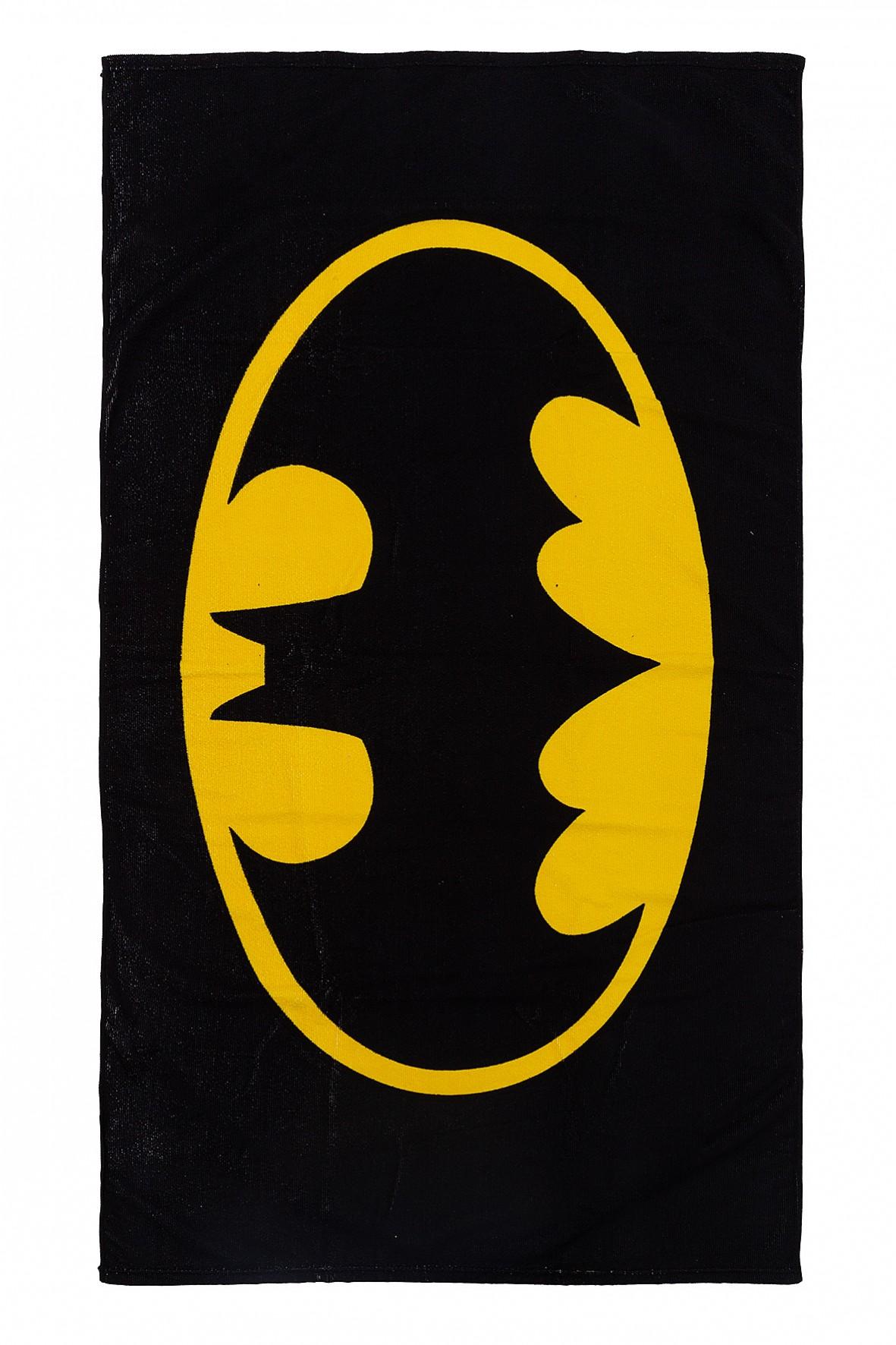 Ręcznik kąpielowy Batman microfibra 70x140 cm