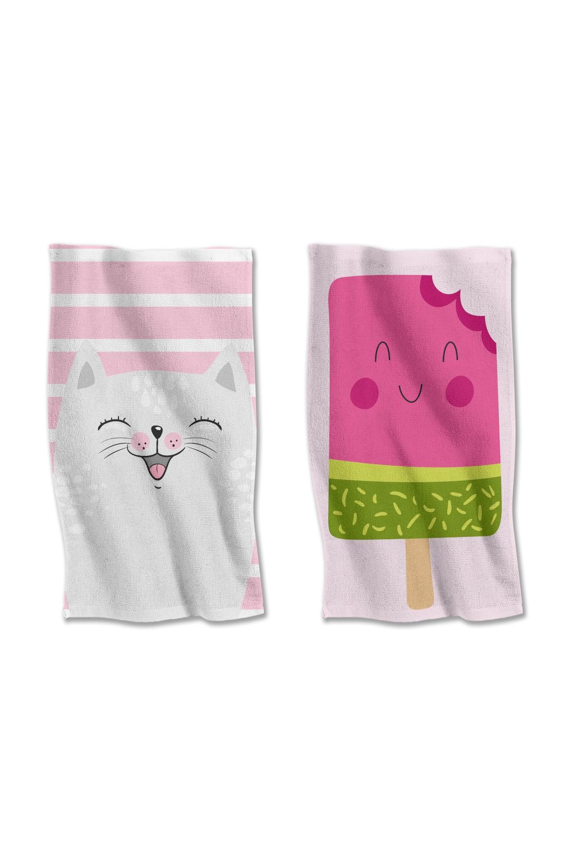 Ręcznik bawełniany 40x70 cm 2szt
