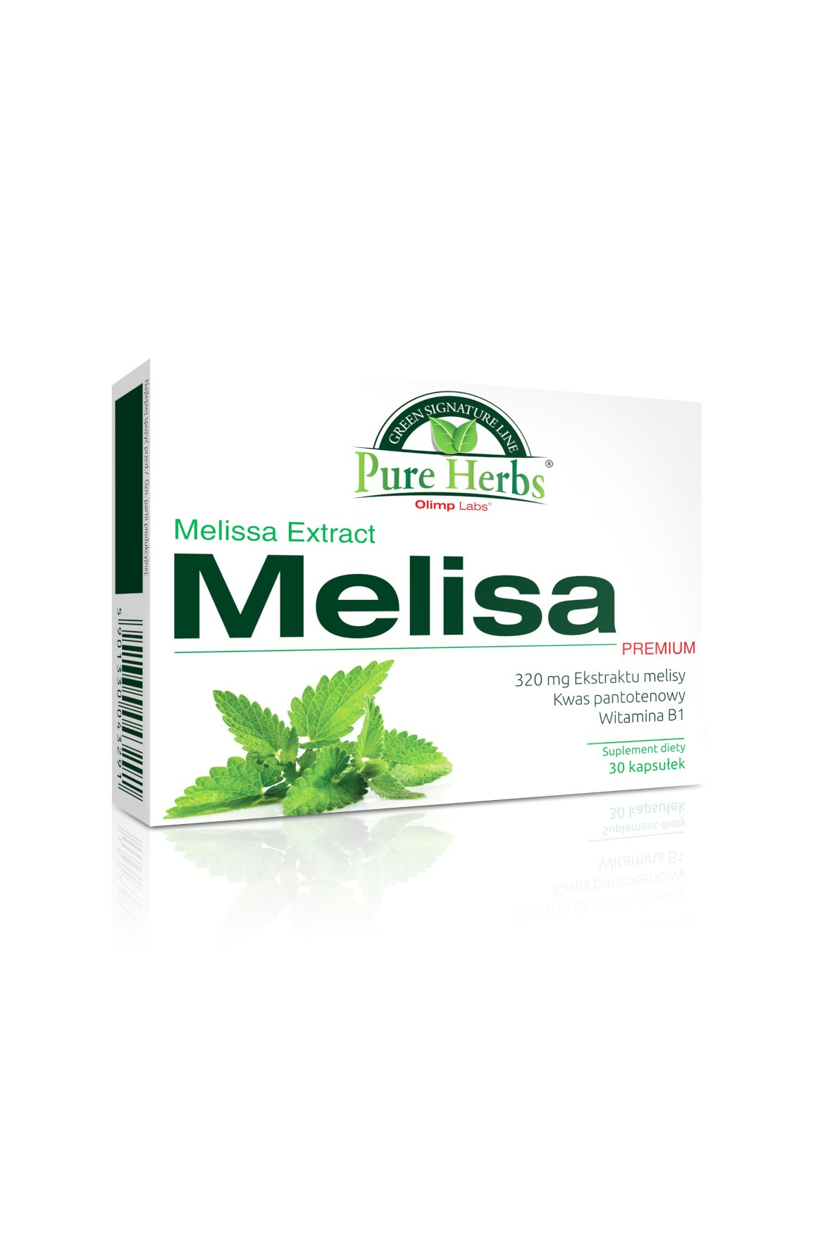 Melisa Premium 30 kapsułek