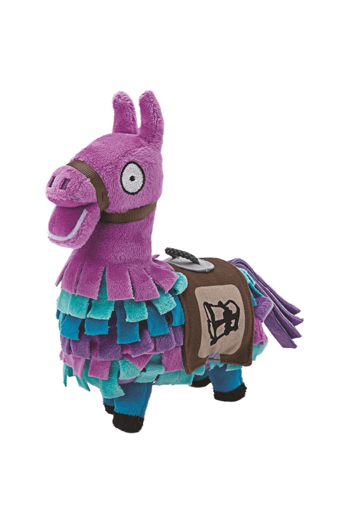 Pluszowa zabawka Llama Loot Plusz Fortnite