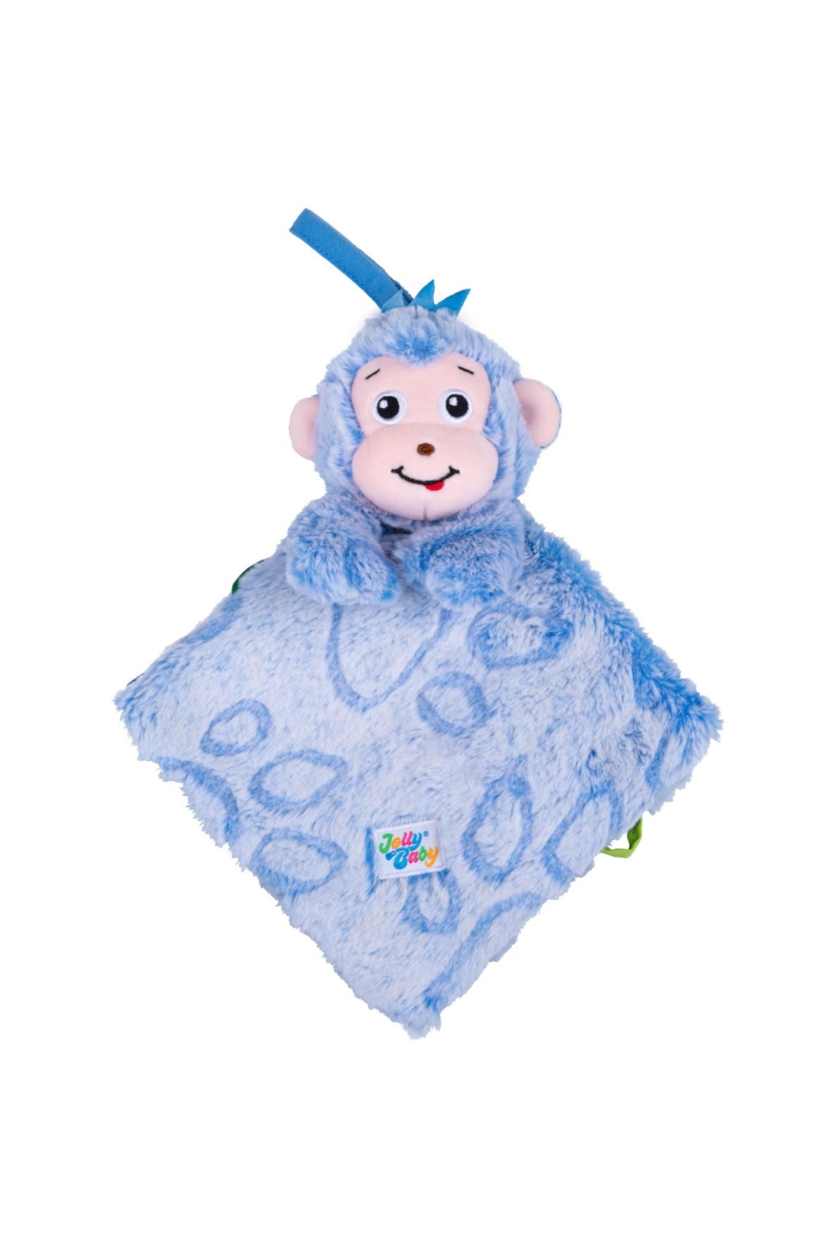 Książeczka dla niemowlaka Małpka wiek 0msc+