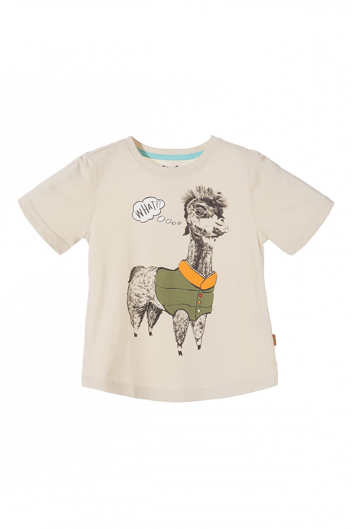 T-shirt chłopięcy 1I3306