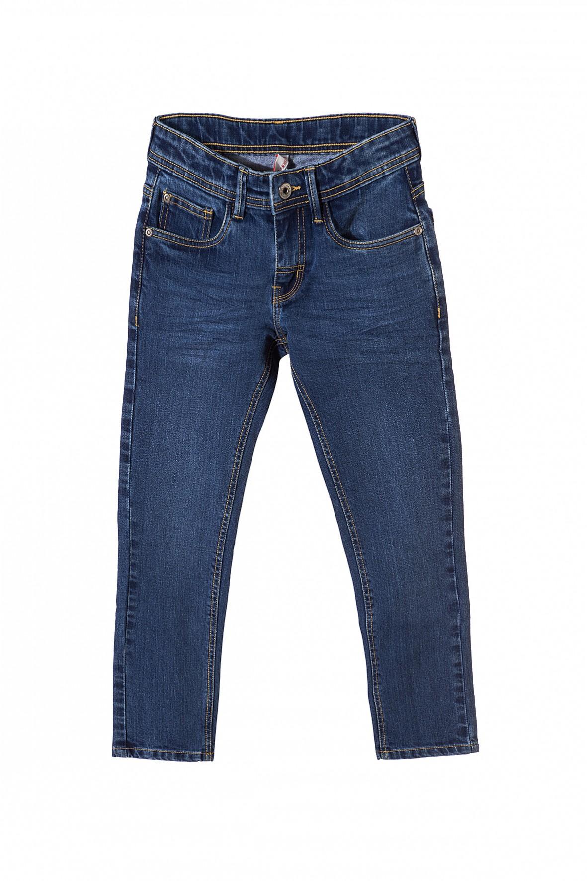 Spodnie chłopięce jeansowe 2L3403