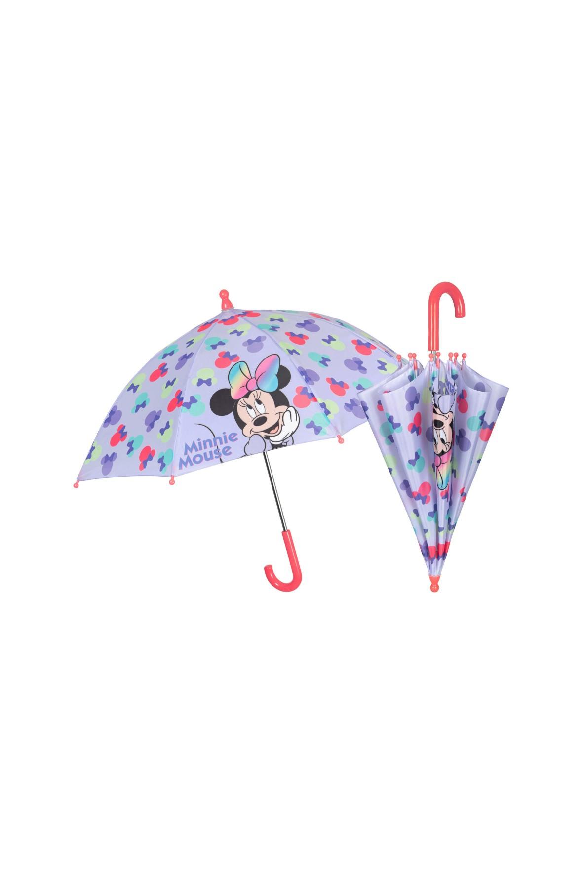 Parasol dla dziewczynki 38cm Minnie