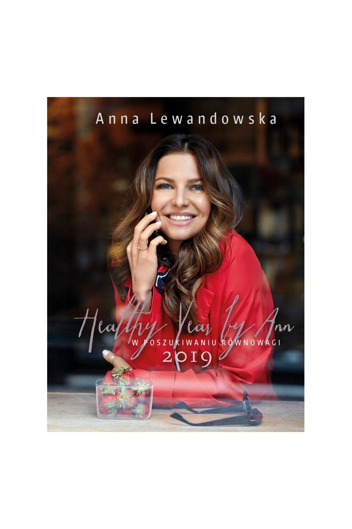 """Kalendarz 2019 """"Healthy Year by Ann. W poszukiwaniu równowagi"""""""