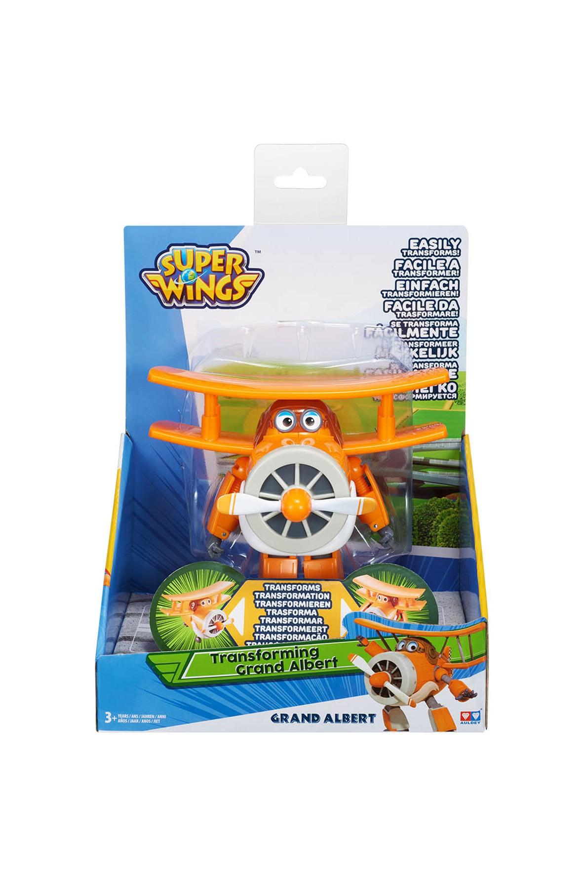 Figurka Super Wings Grand Al