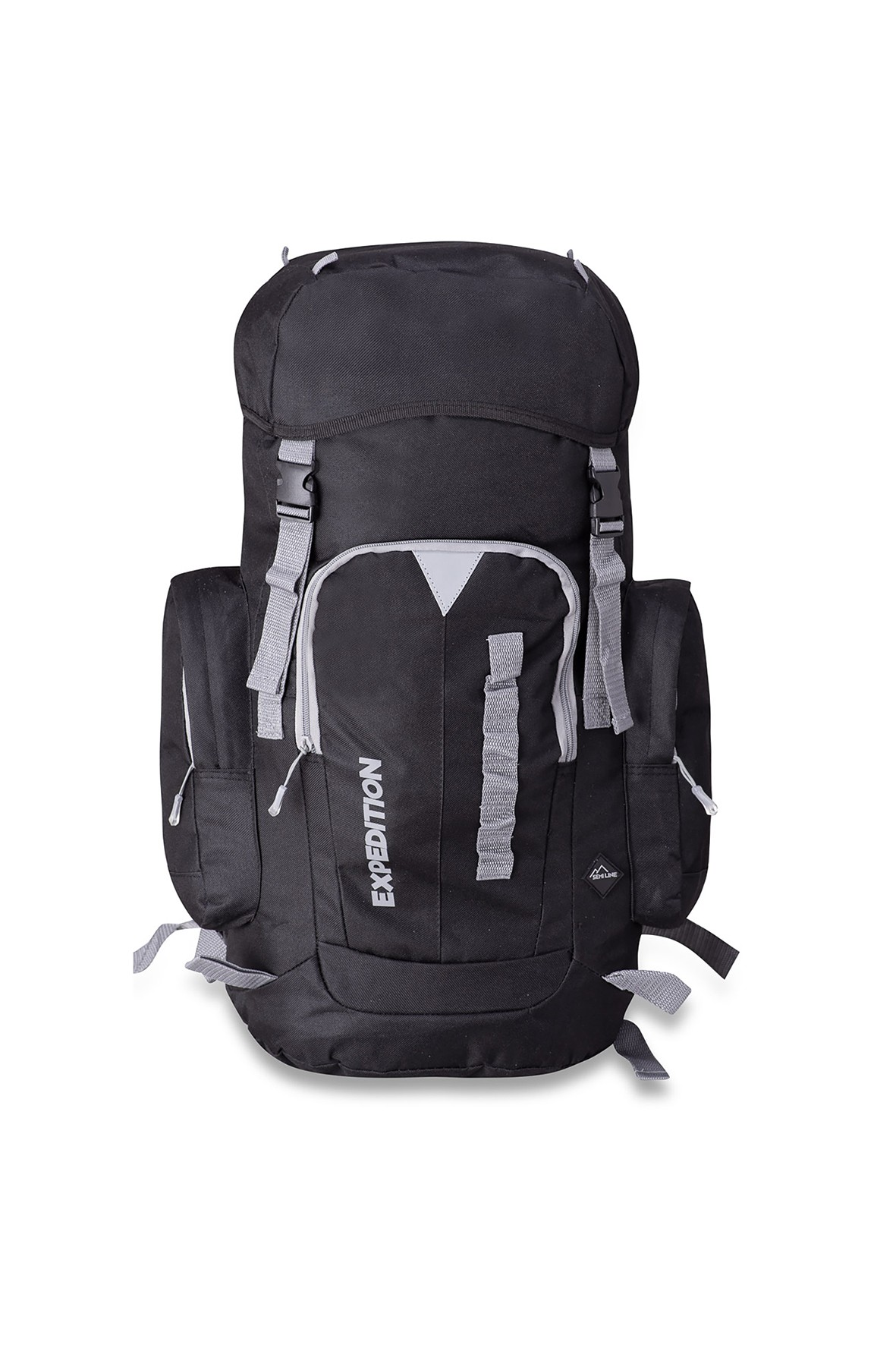 Plecak trekkingowy 35L czarny