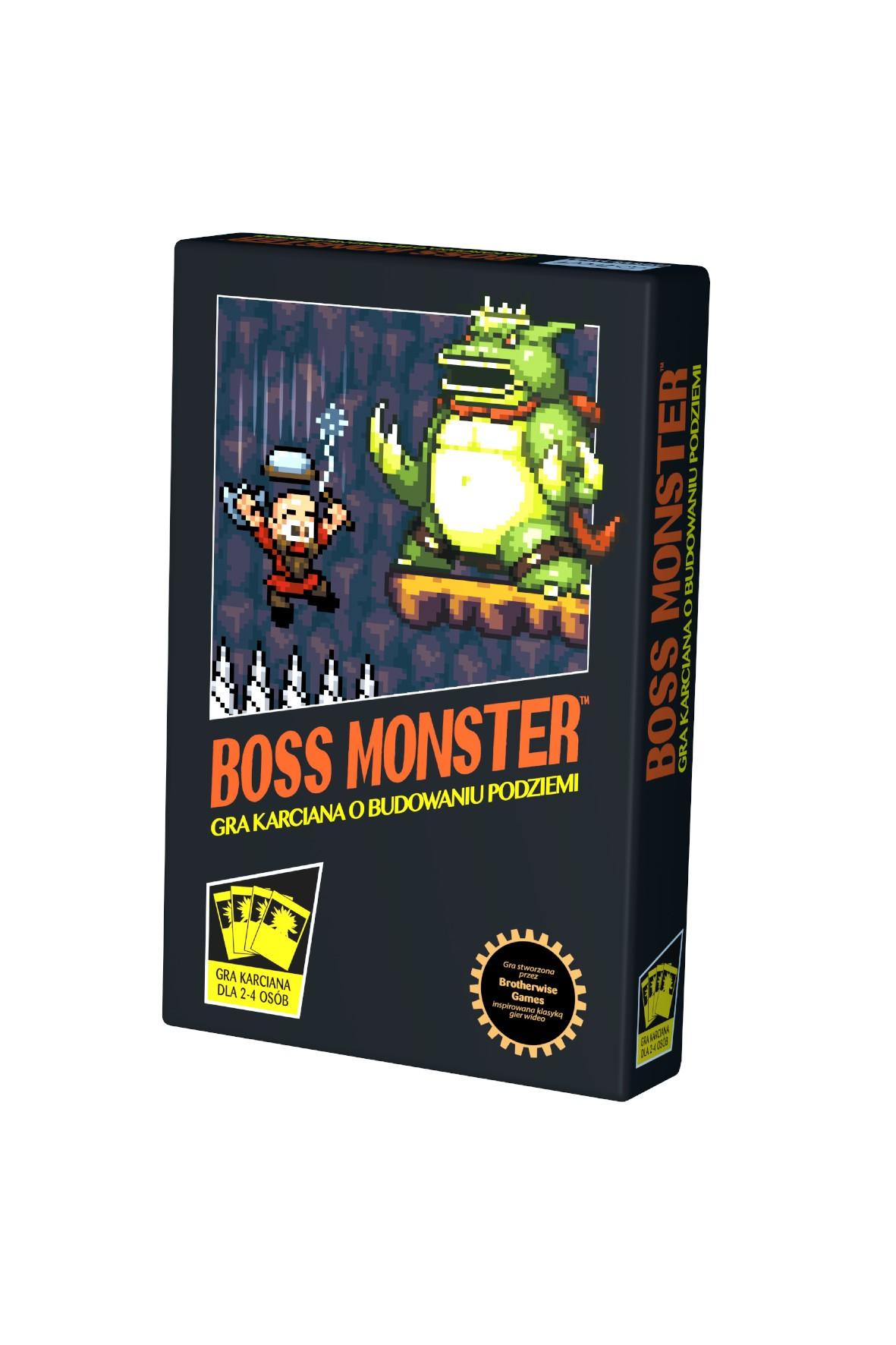 Gra Boss Monster Trefl