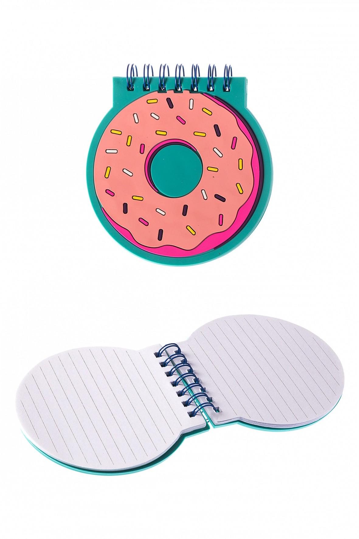 Notes silikonowy z ciasteczkiem