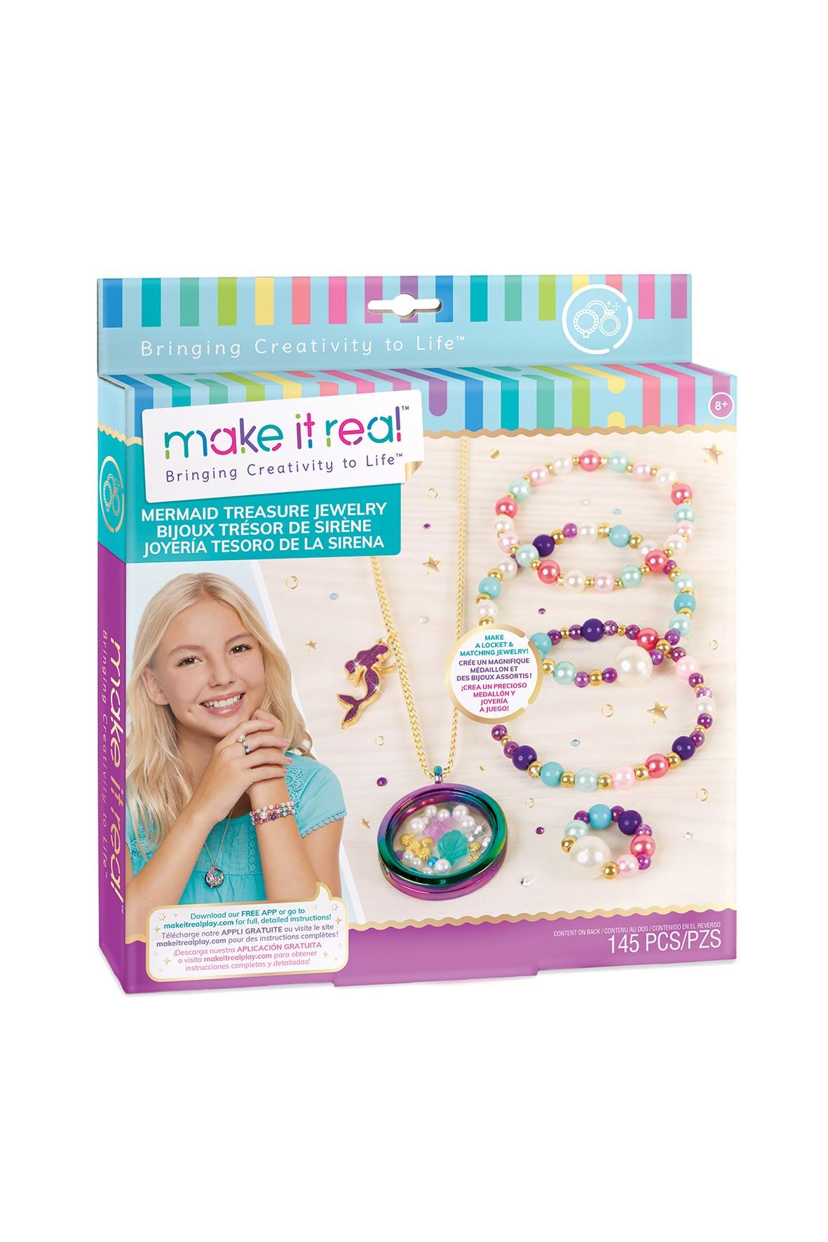 Mermaid Treasure Jewelry