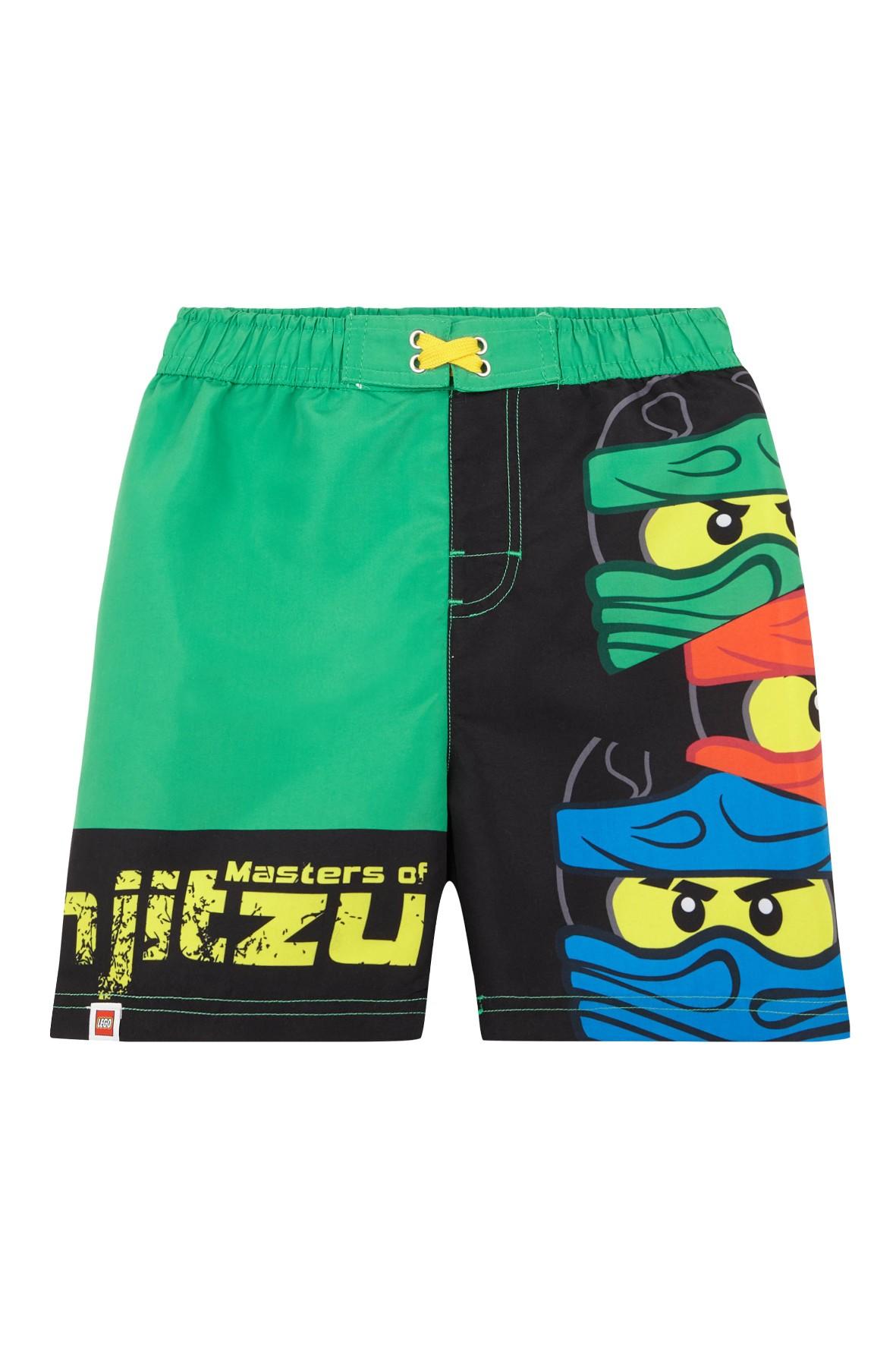 Szorty kąpielowe dla chłopca Lego Ninjago