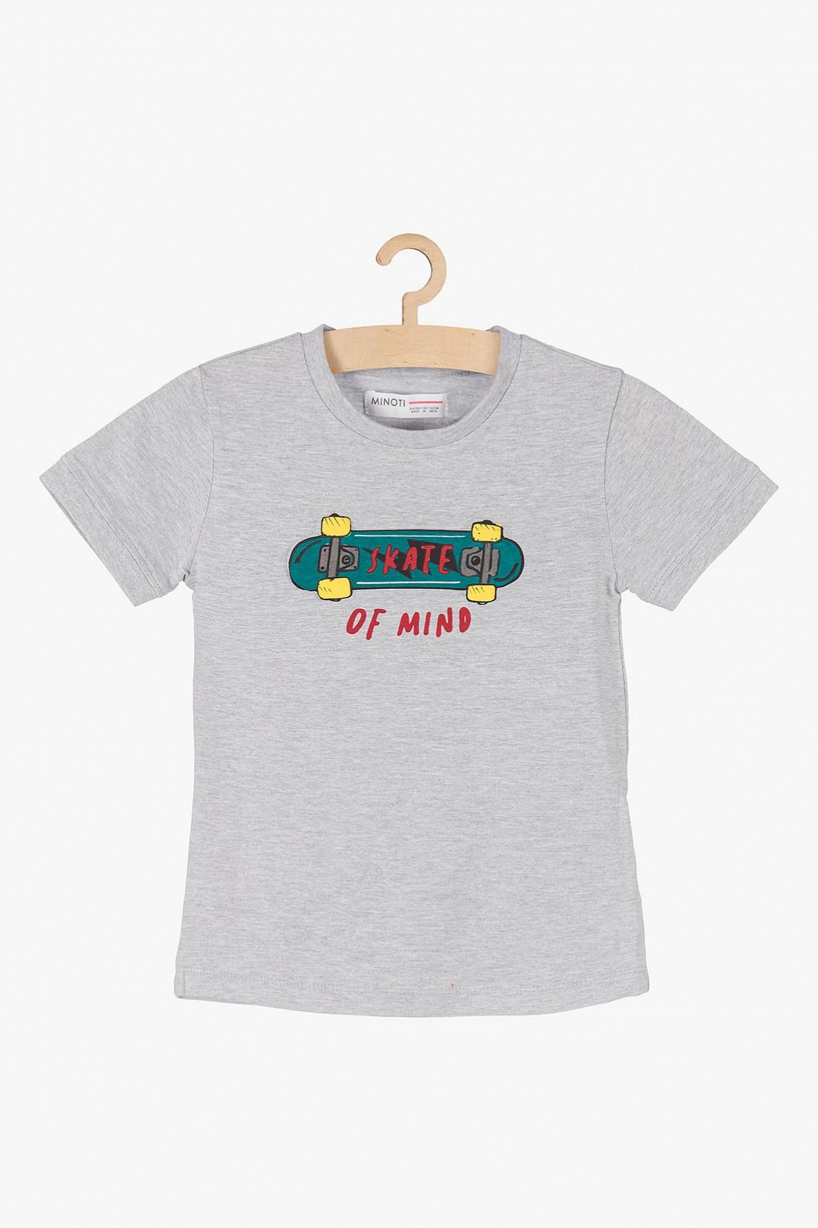 T-Shirt chłopięcy z nadrukiem