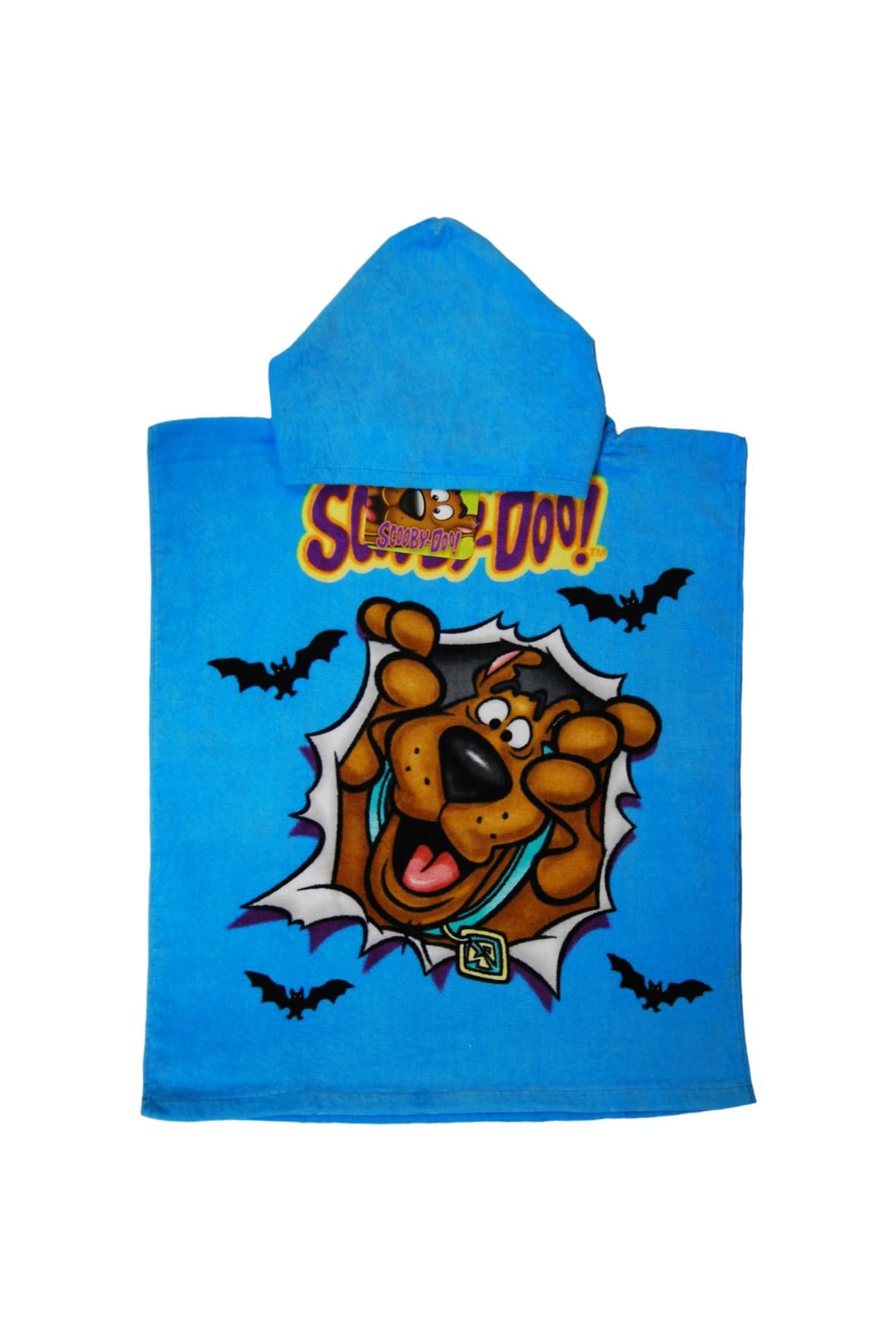 Ręcznik poncho Scooby Doo