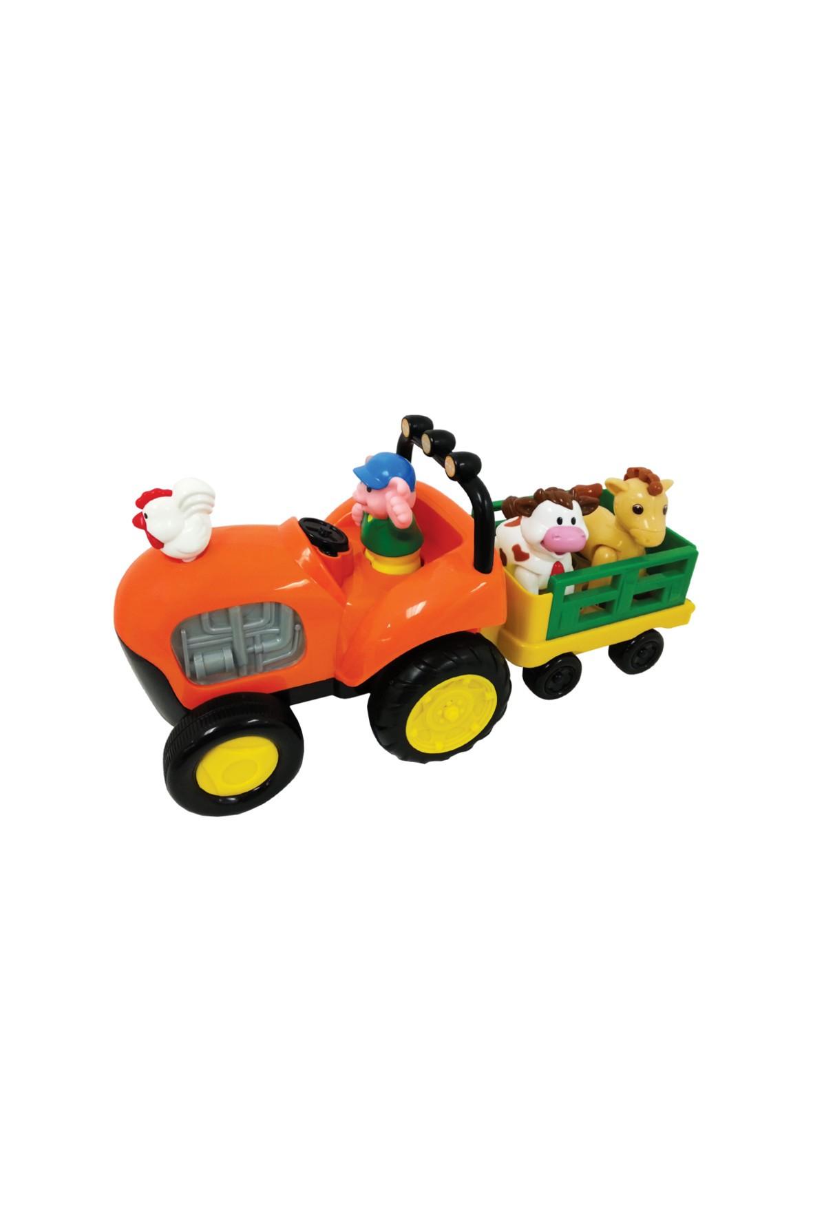 Traktor wesołe ranczo