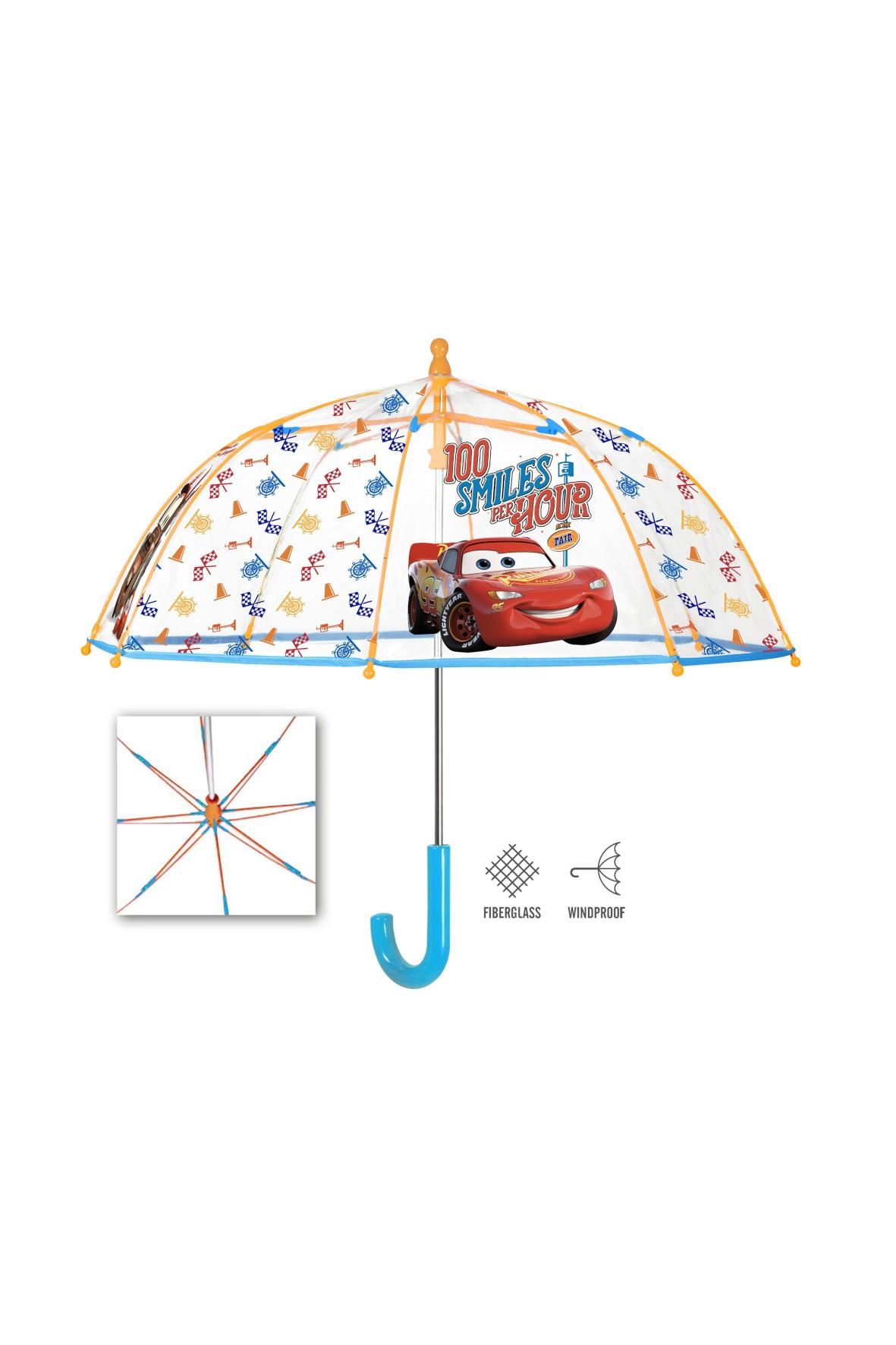 Parasol manualny Cars
