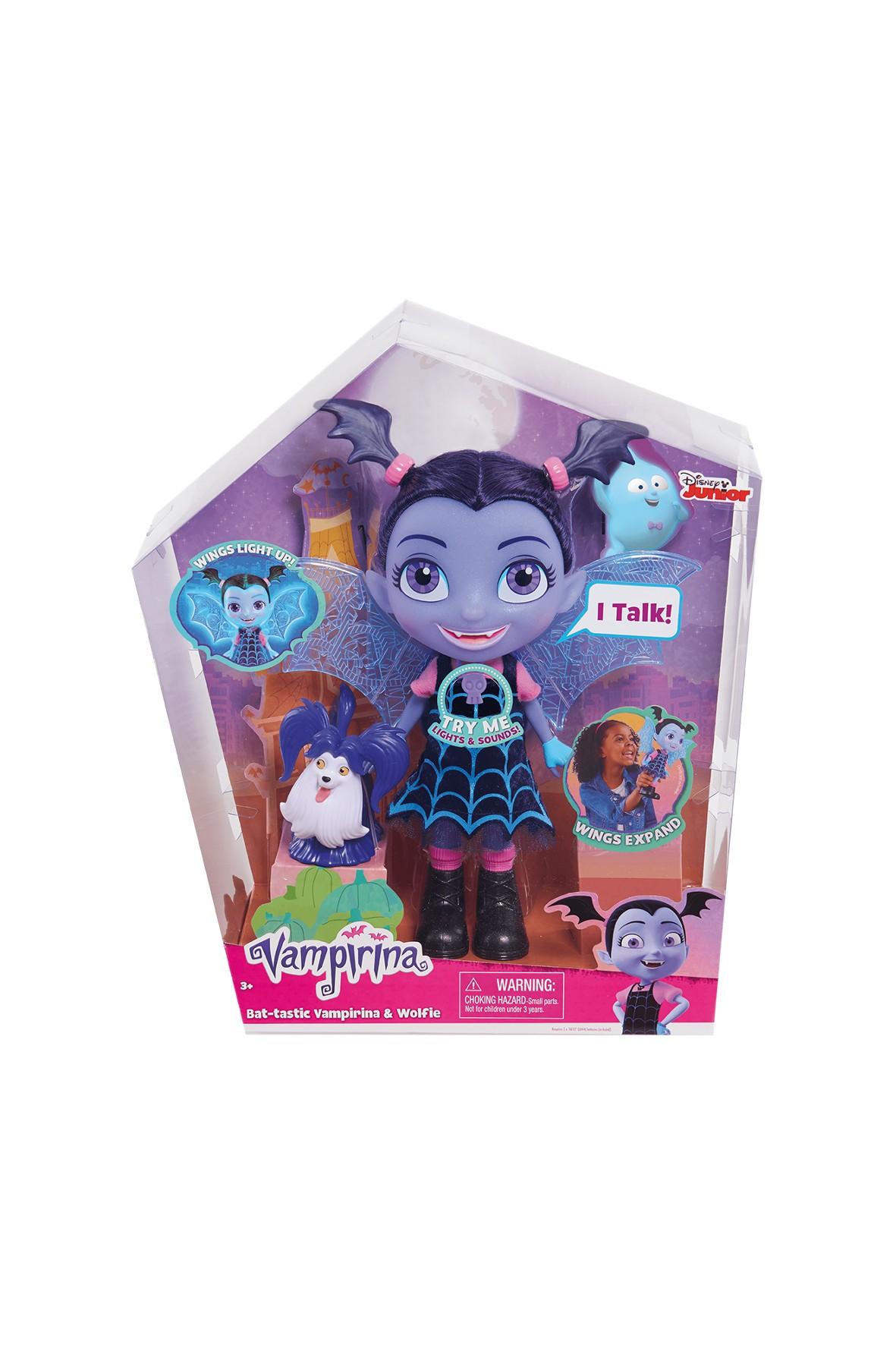 Vampirina lalka funkcyjna