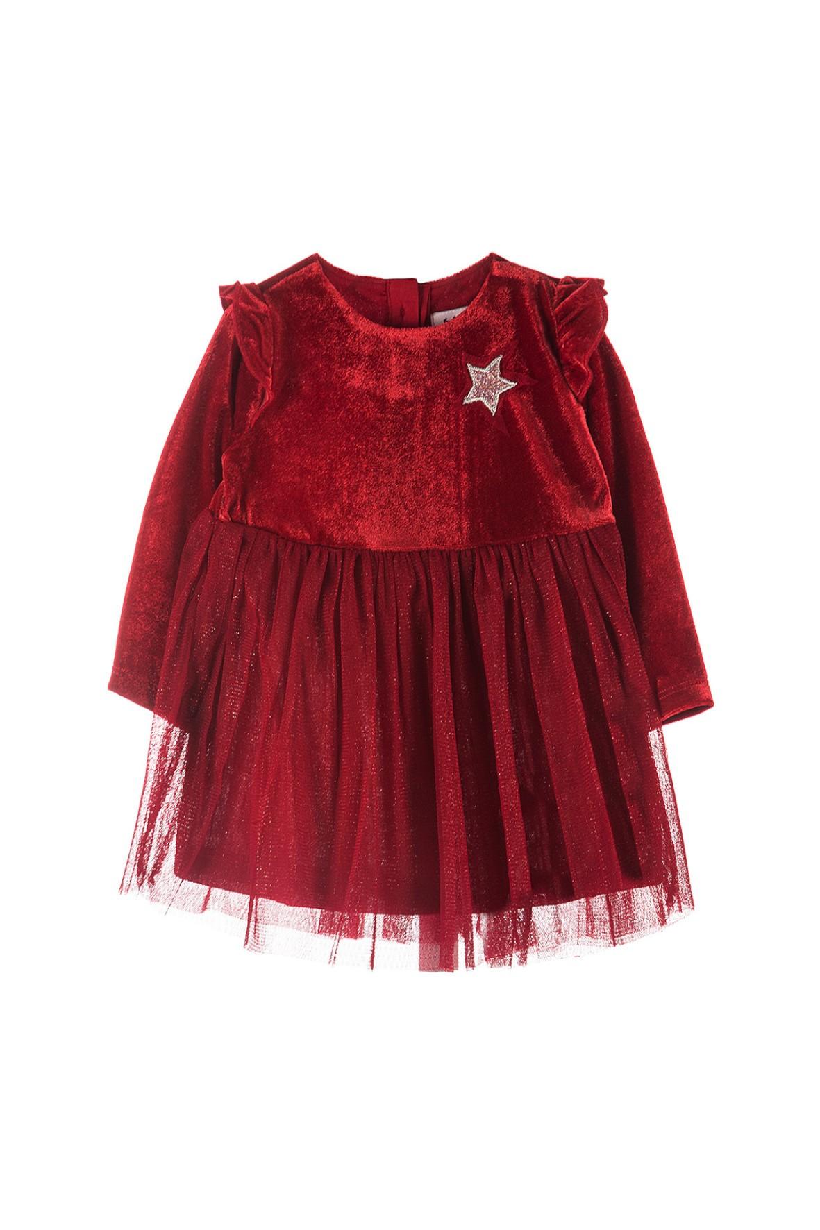 Sukienka niemowlęca świąteczna