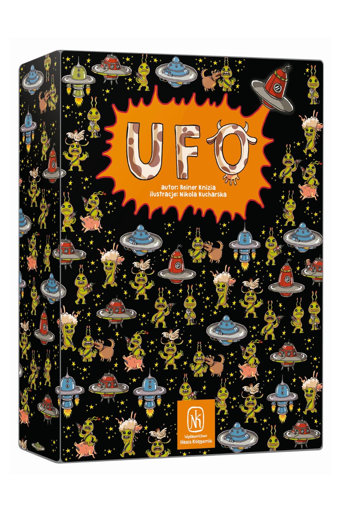 """Gra """"UFO"""""""