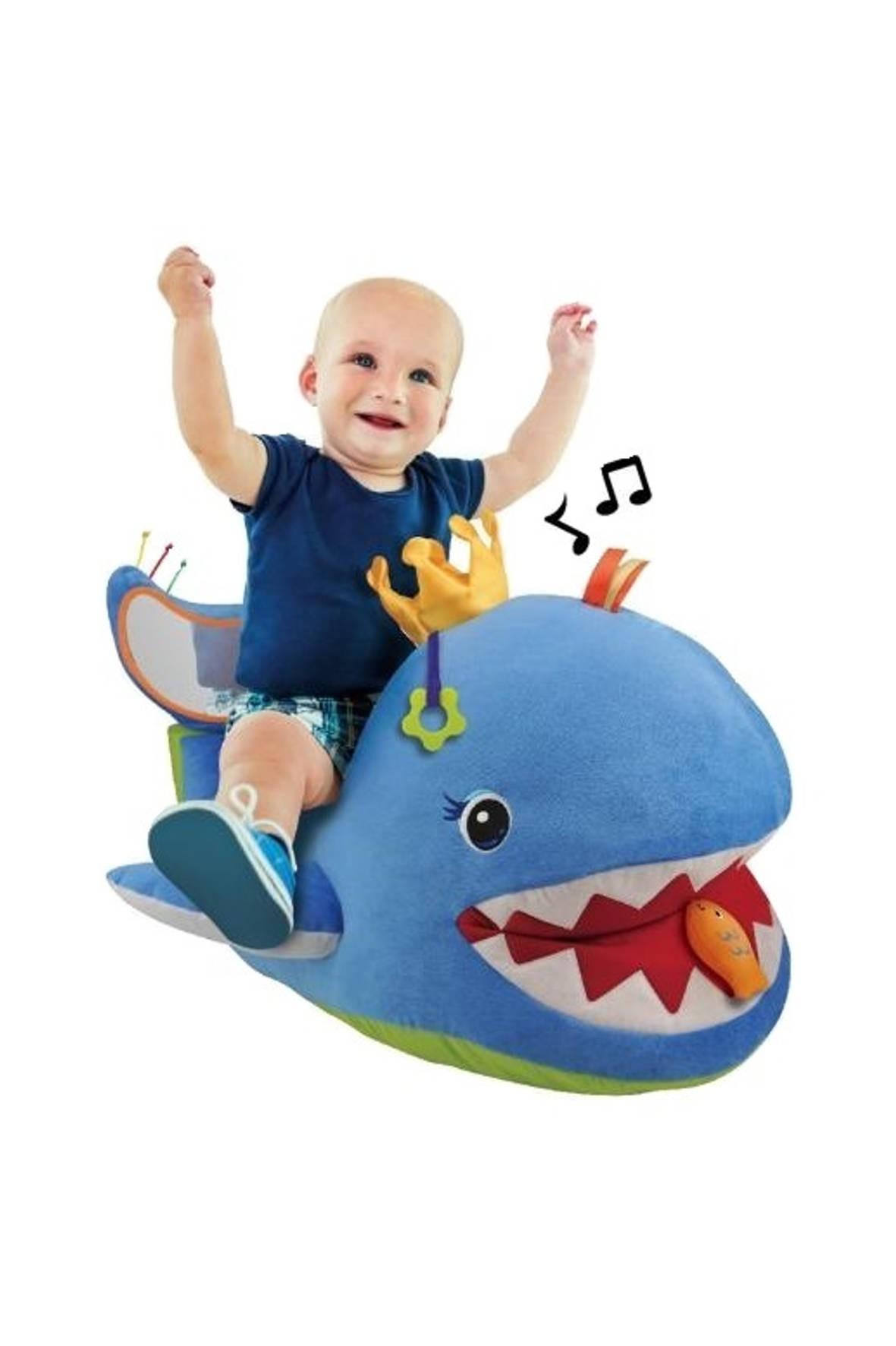 Wieloryb zabawka