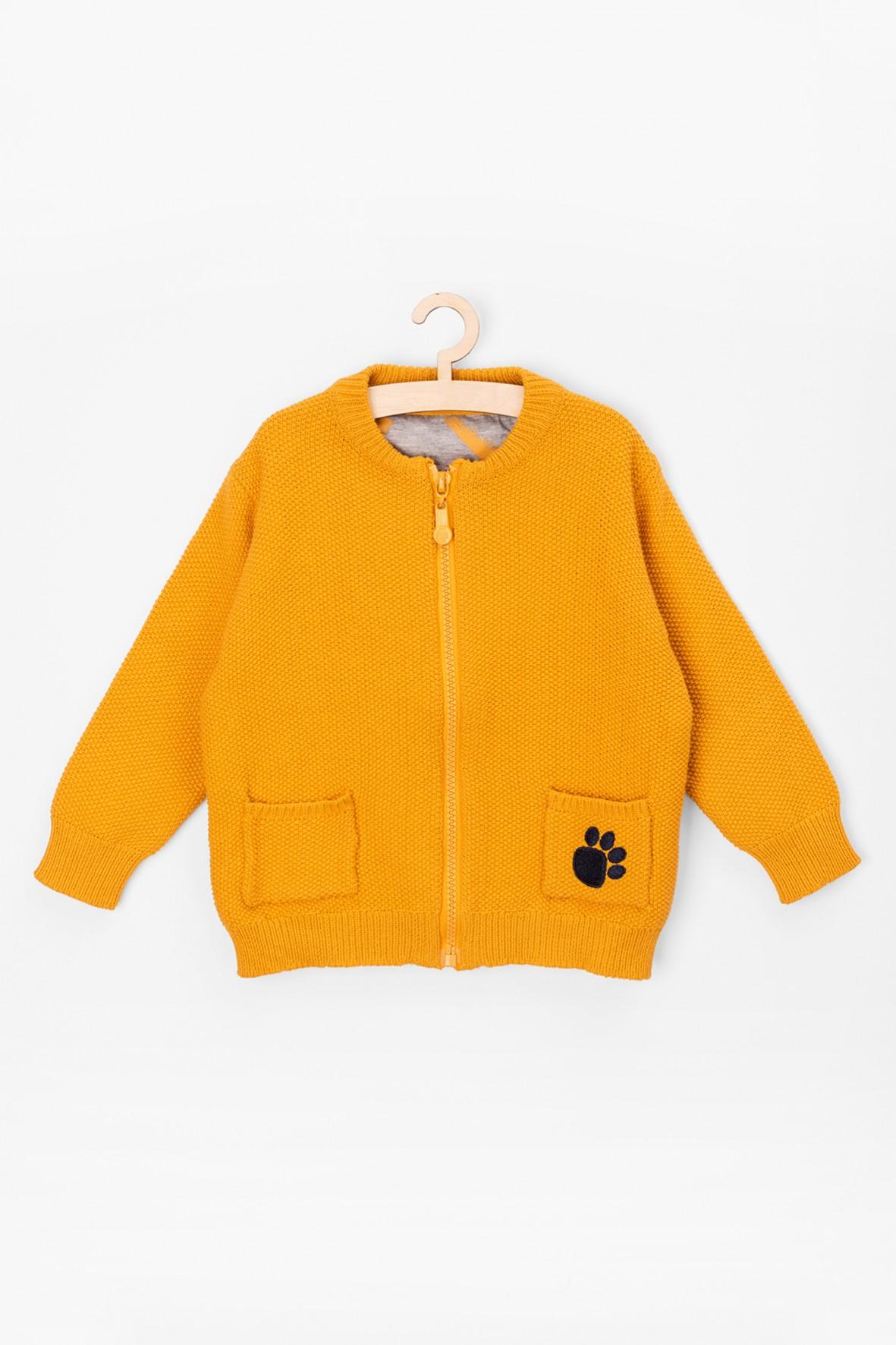 Sweter niemowlęcy