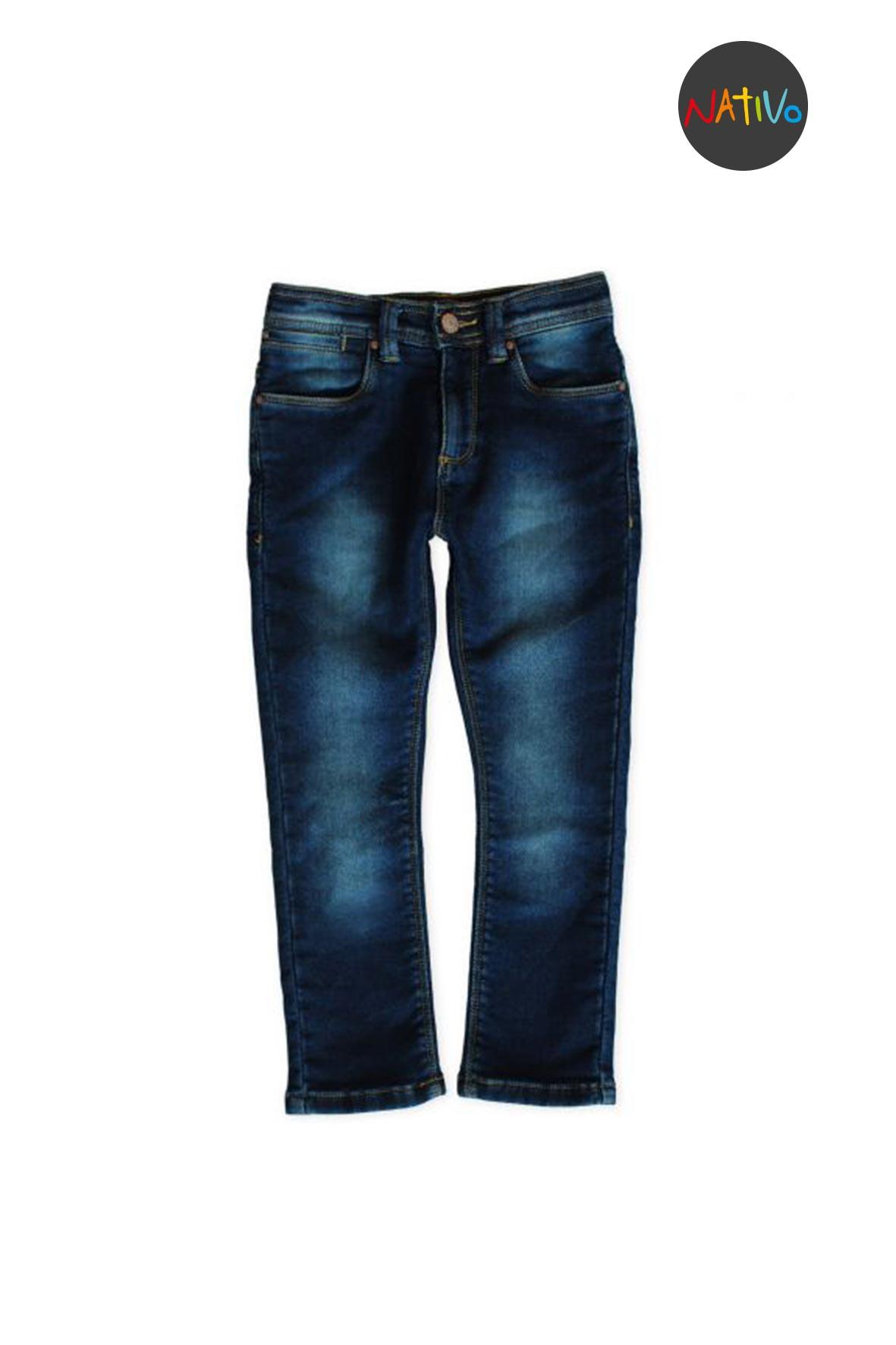 Spodnie chłopięce 2L2939