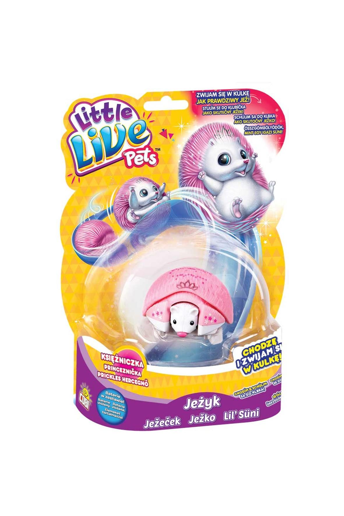 Litle Live Pets- Jeżyk
