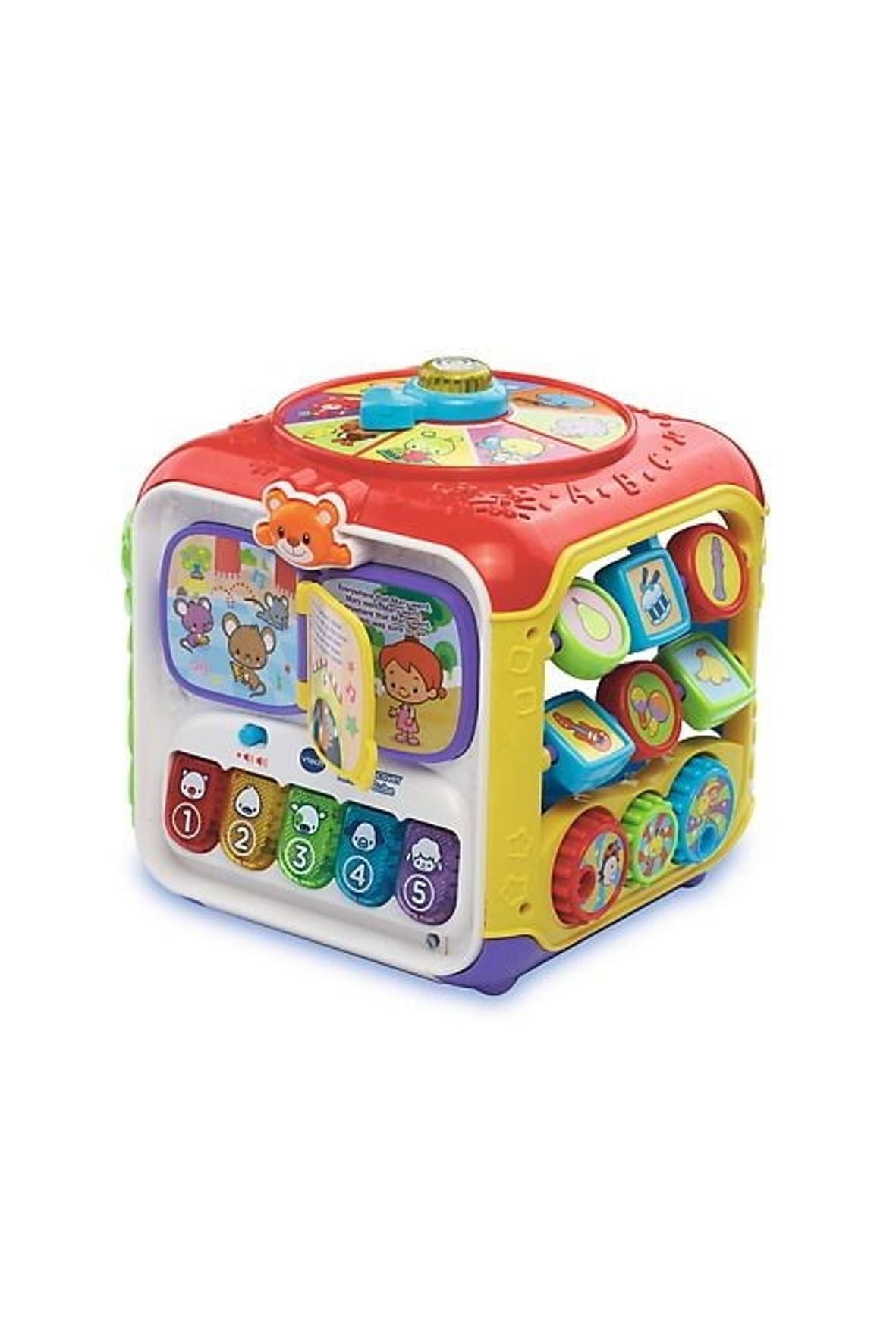 Kostka- zabawka edukacyjna V-Tech